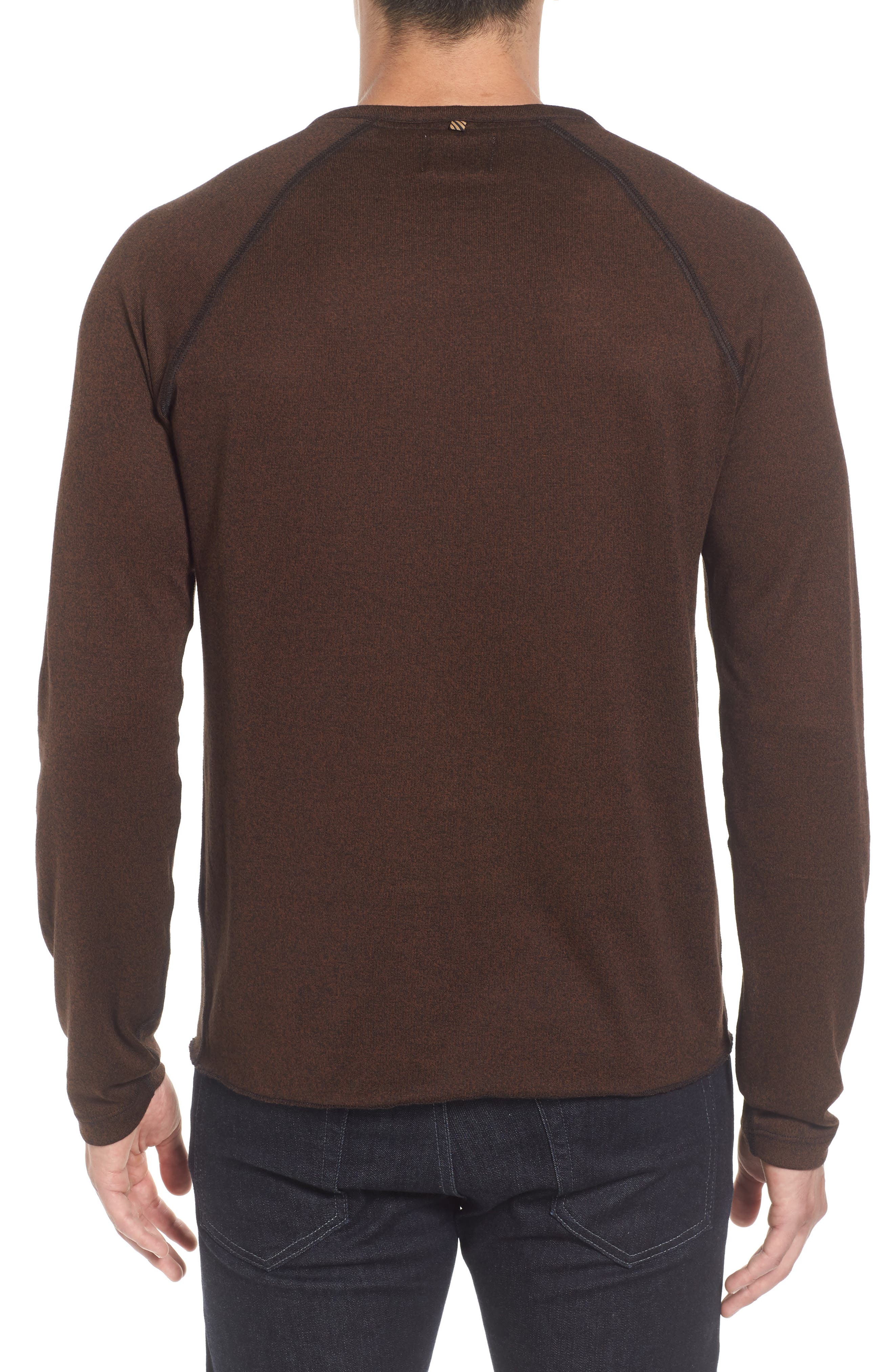 Long Sleeve T-Shirt,                             Alternate thumbnail 5, color,