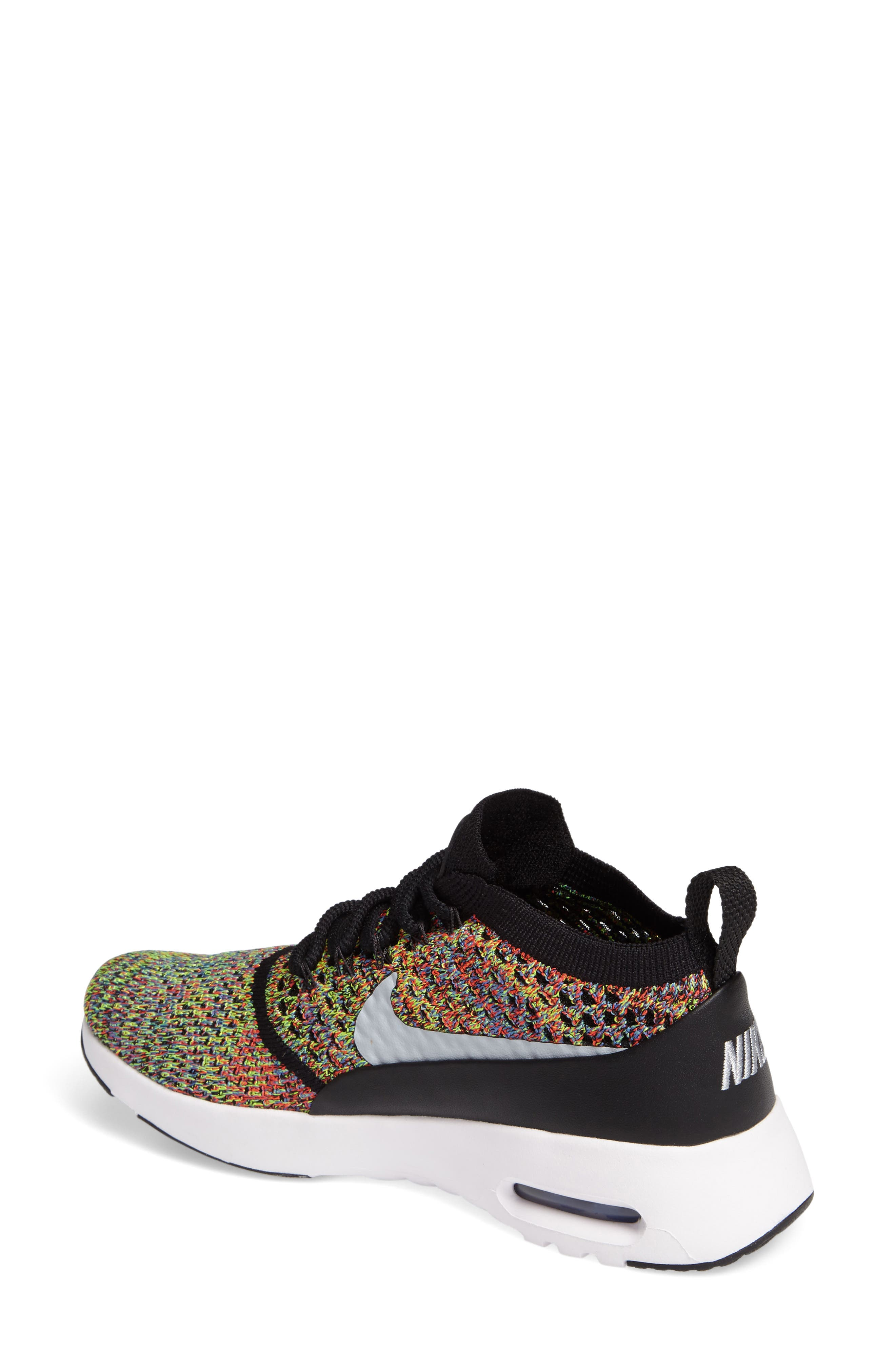 Air Max Thea Ultra Flyknit Sneaker,                             Alternate thumbnail 16, color,