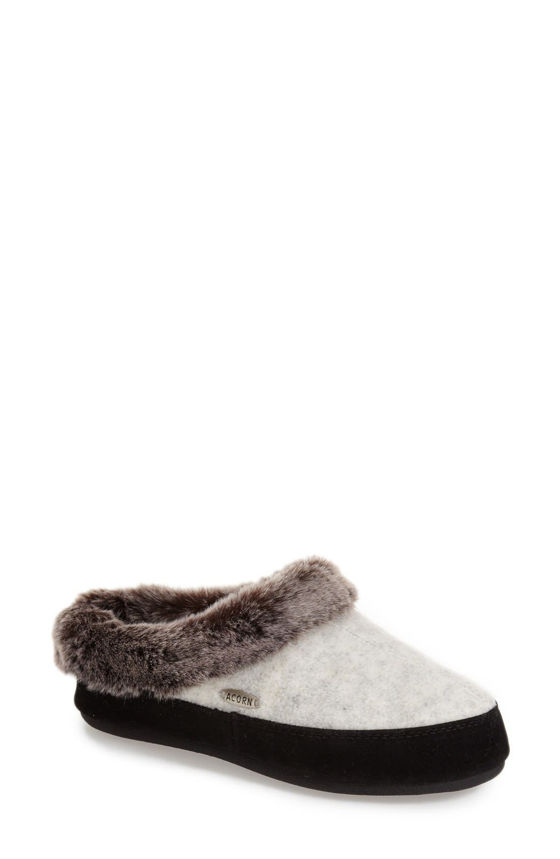 'Cloud Chilla Scuff' Slipper,                             Main thumbnail 2, color,