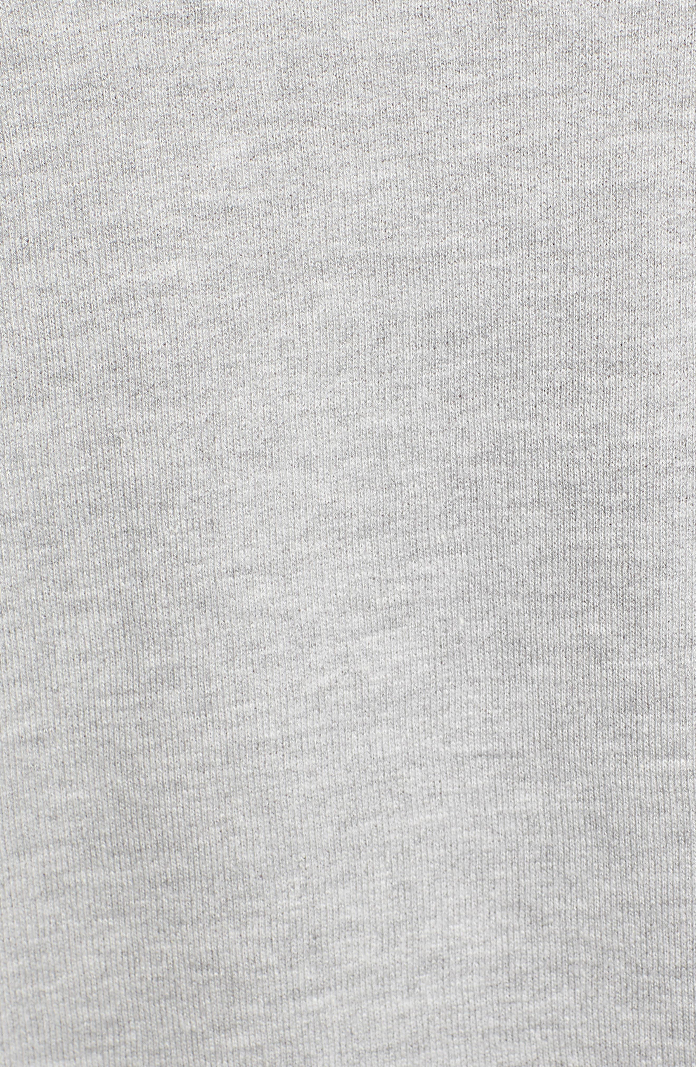 Hibiscus Junior Sweatshirt,                             Alternate thumbnail 5, color,                             020