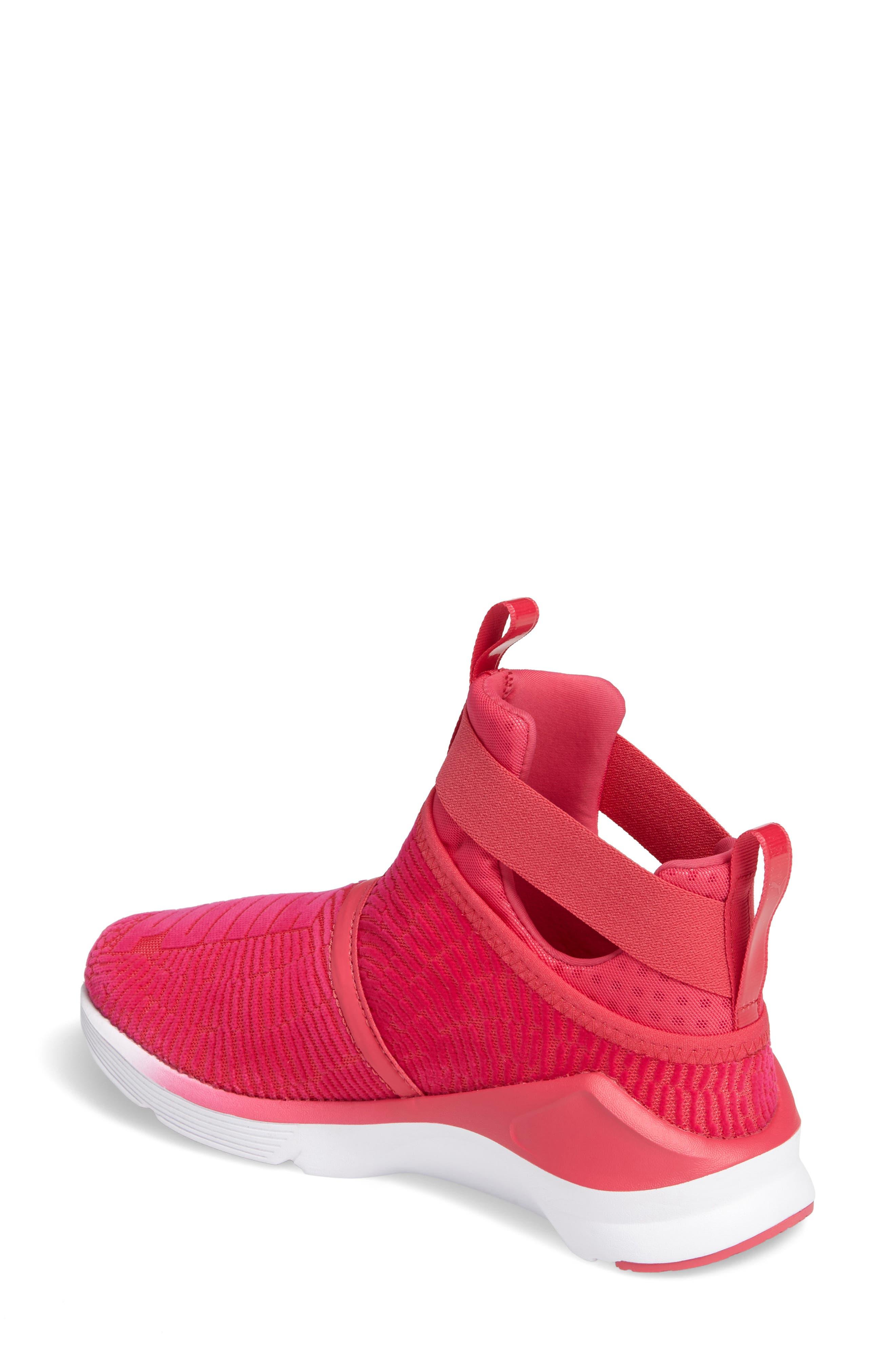 Fierce Strap Training Sneaker,                             Alternate thumbnail 16, color,