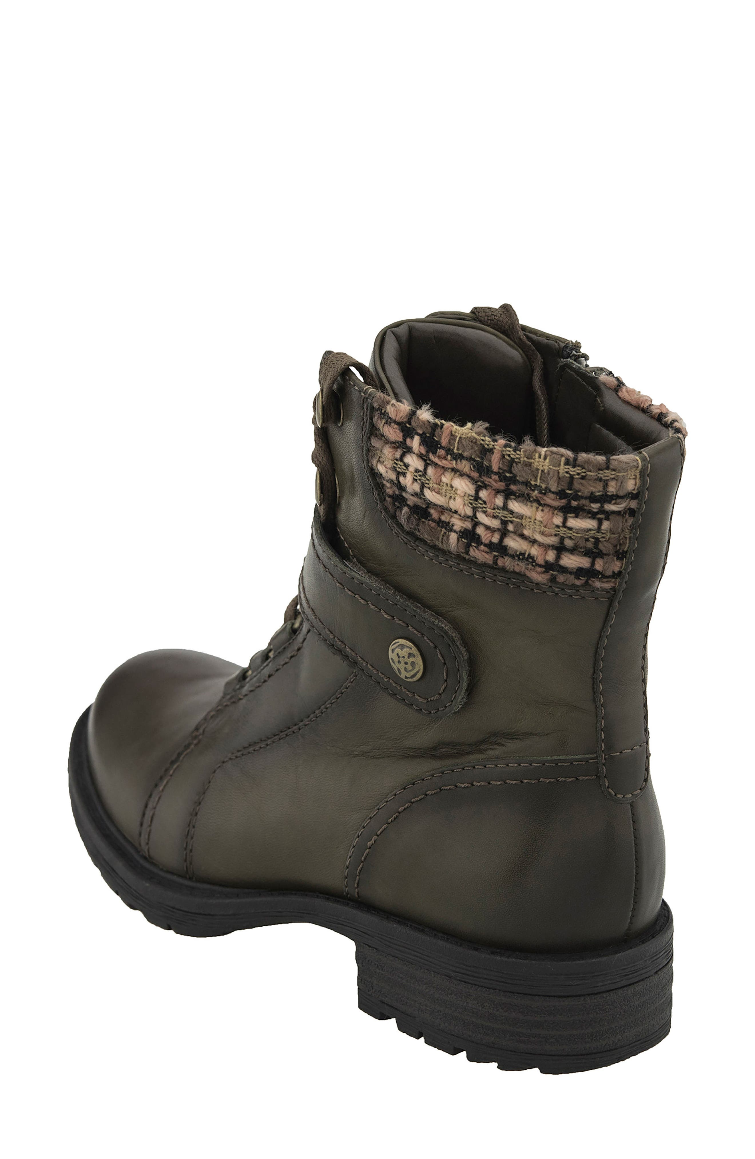 Everest Lace-Up Boot,                             Alternate thumbnail 4, color,