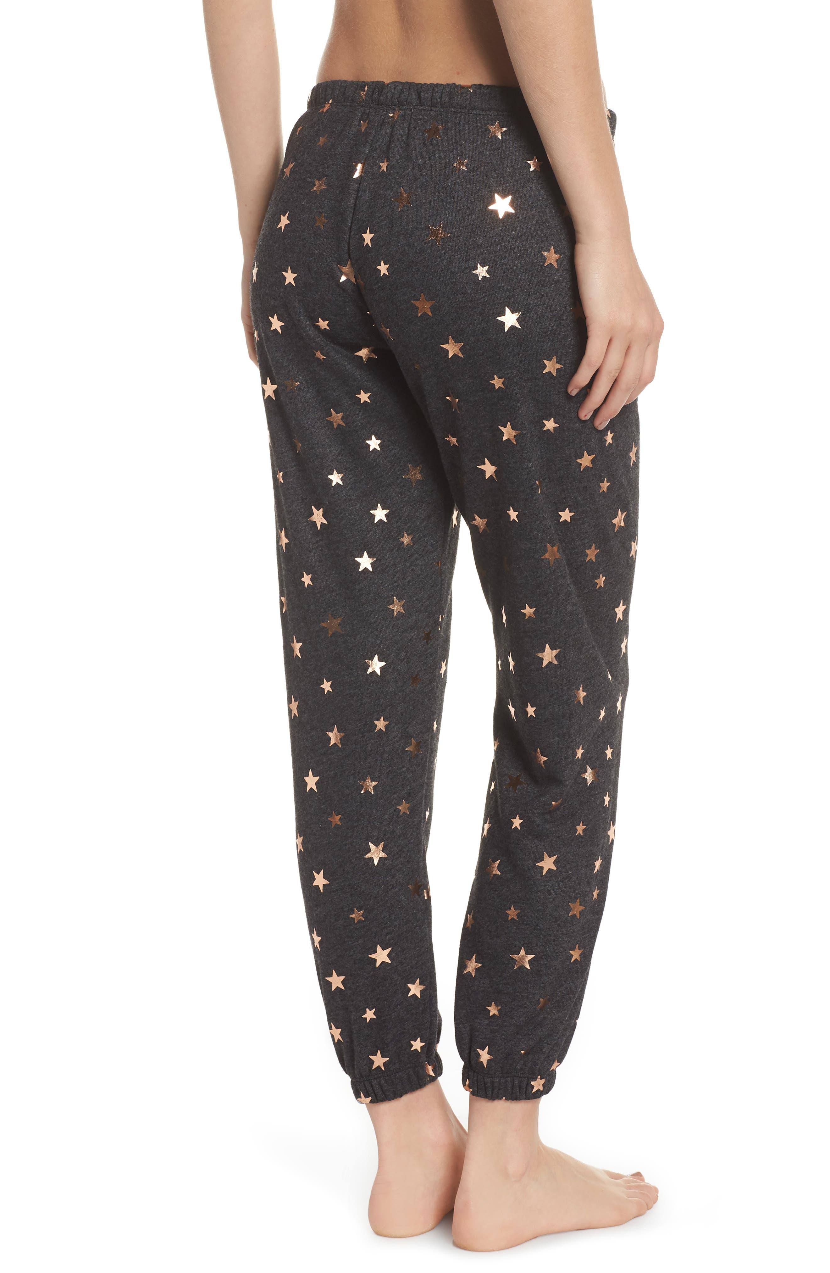Stars Perfect Knit Pants,                             Alternate thumbnail 2, color,                             003