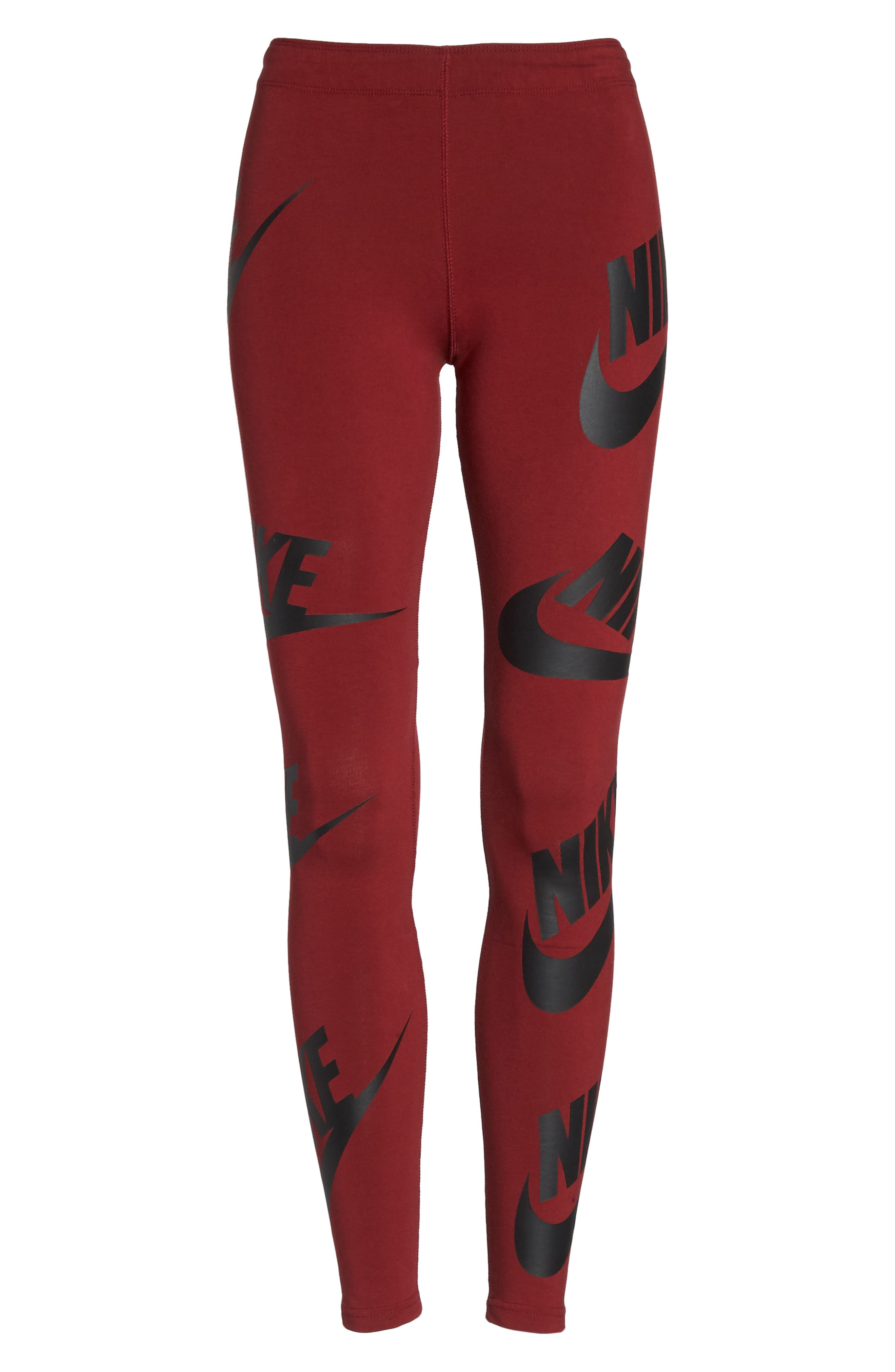 Sportswear Graphic Leggings,                             Alternate thumbnail 23, color,