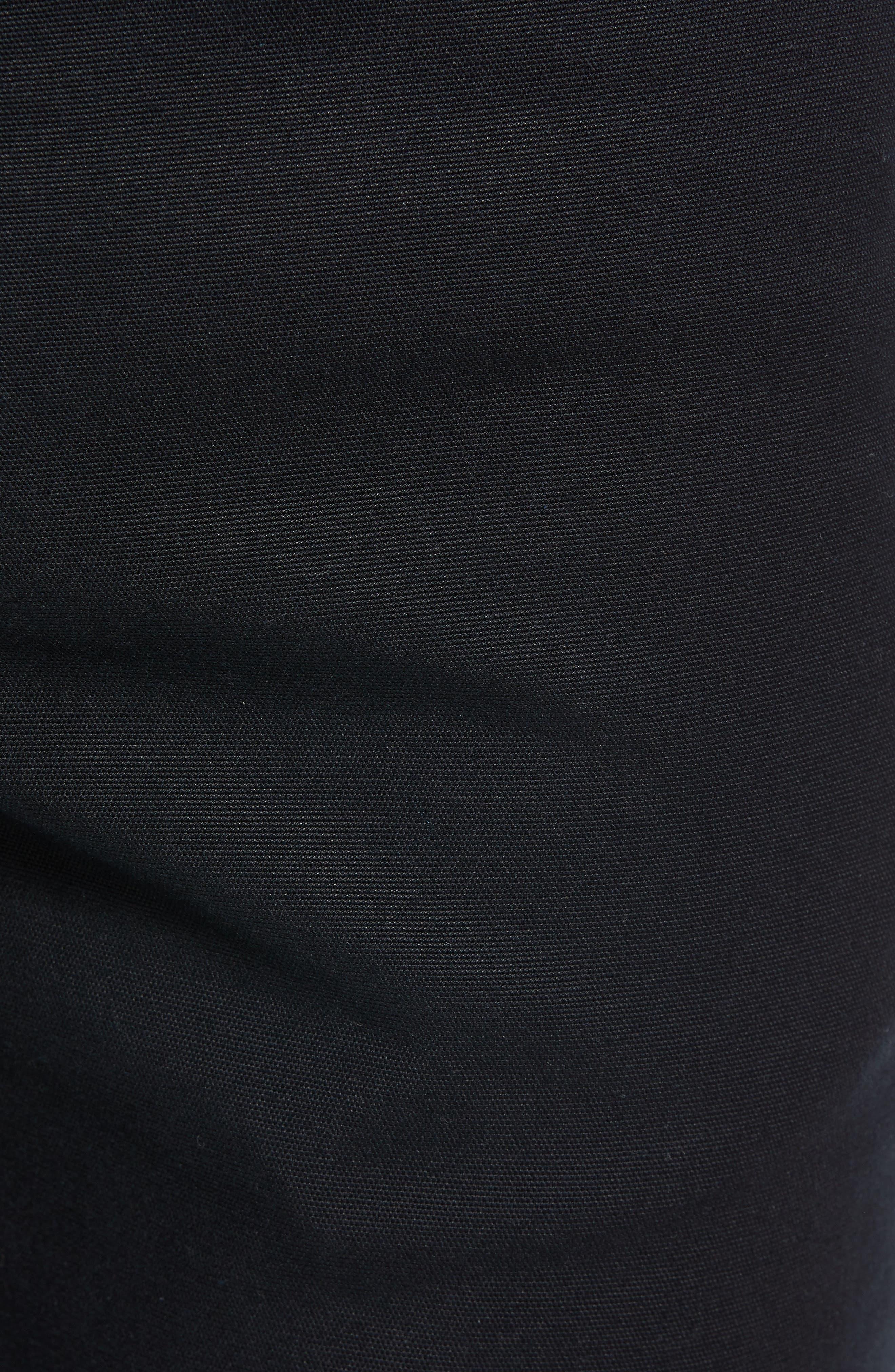 Key Isles Regular Fit Pants,                             Alternate thumbnail 5, color,                             BLACK