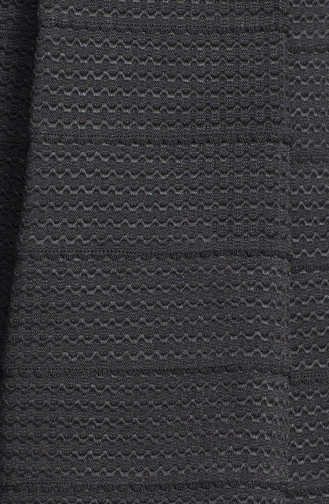 Pleated Skirt,                             Alternate thumbnail 6, color,                             001