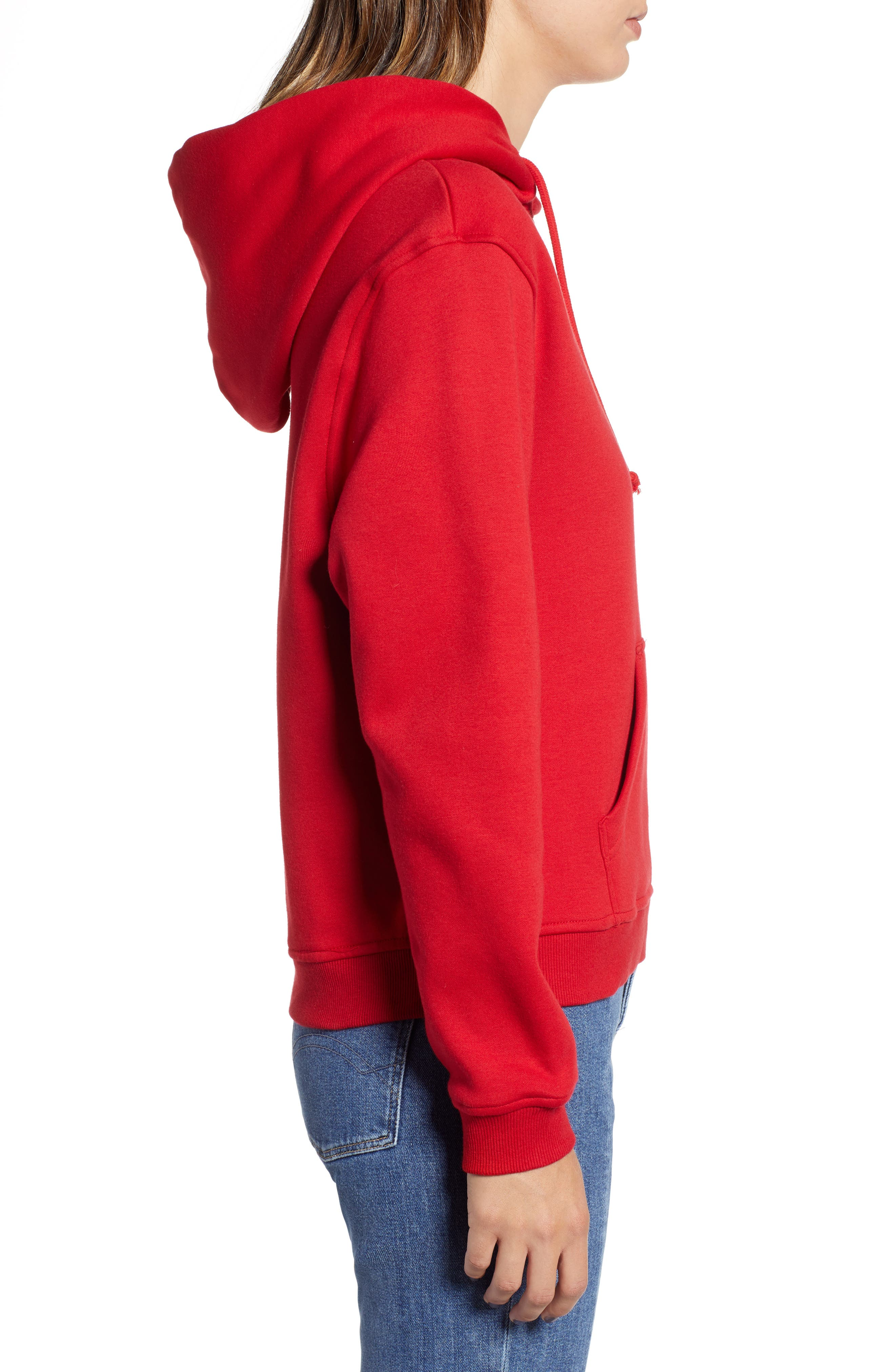 TJW Tommy Classics Hoodie,                             Alternate thumbnail 3, color,                             602