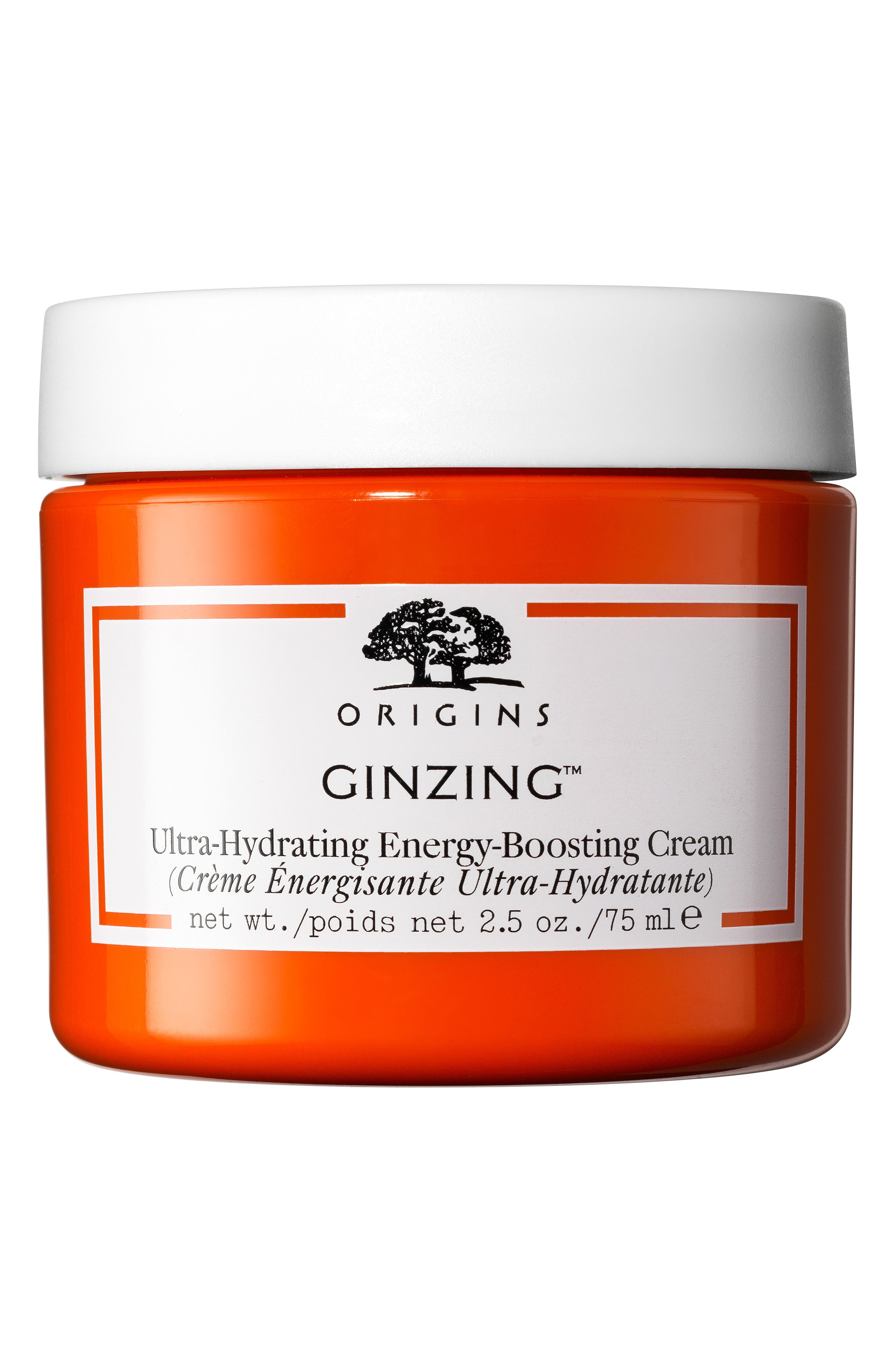 GinZing<sup>™</sup> Ultra-Hydrating Energy-Boosting Cream,                         Main,                         color, NO COLOR