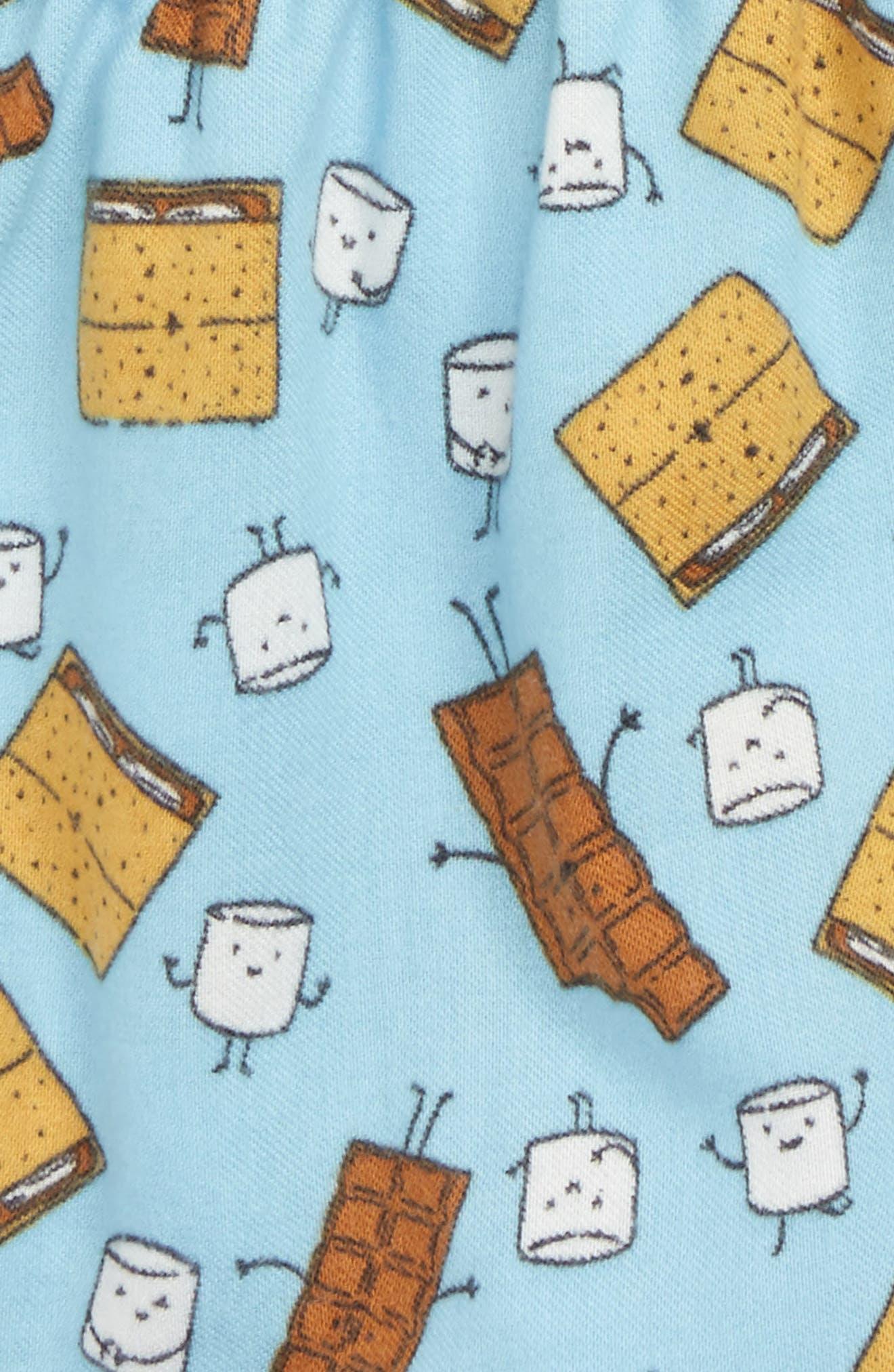 Flannel Shorts,                             Main thumbnail 5, color,