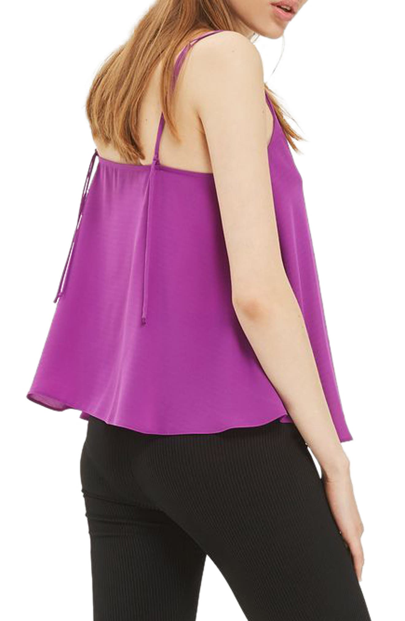 Rouleau Swing Camisole,                             Alternate thumbnail 27, color,