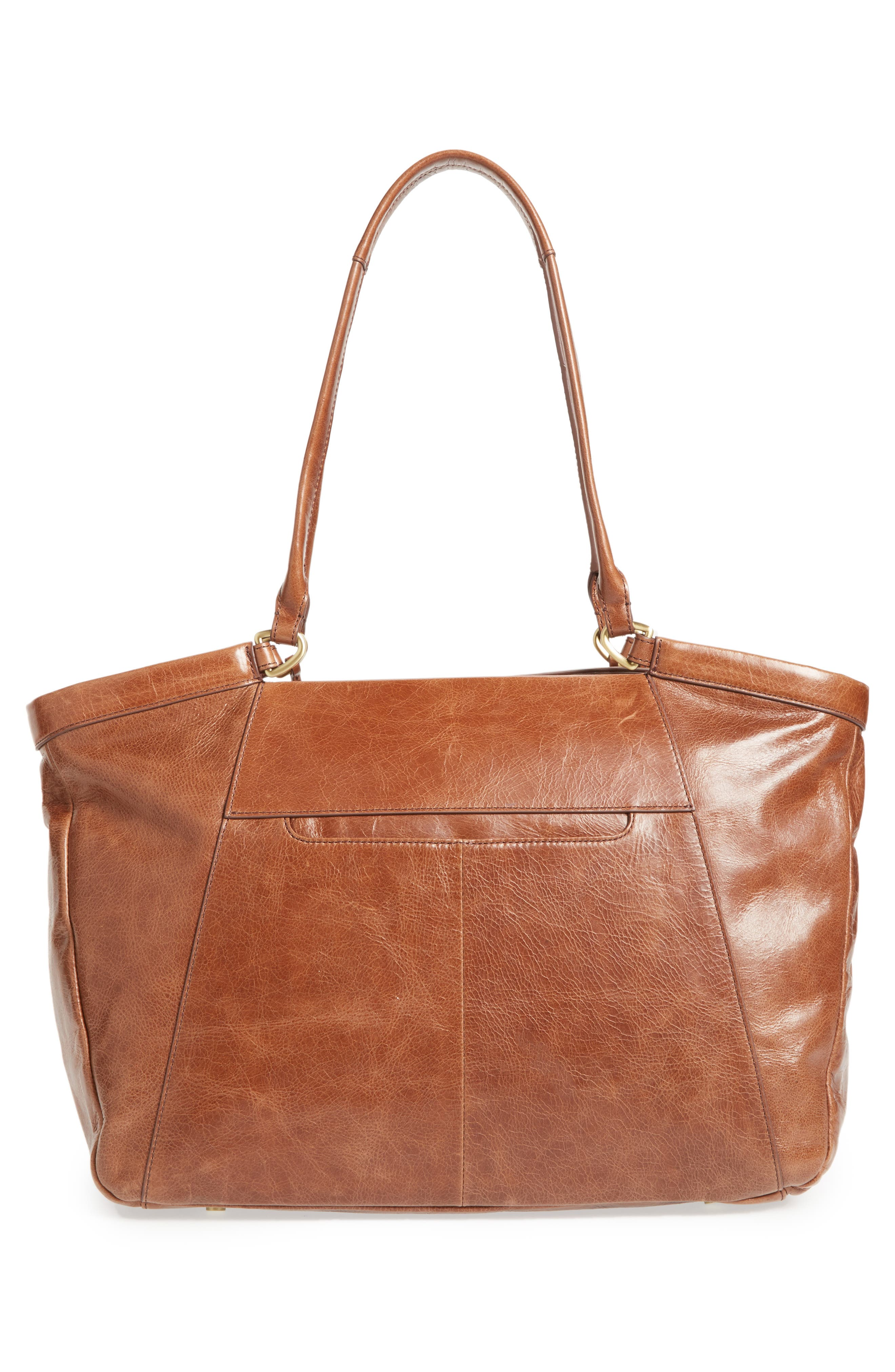 Maryanna Leather Tote,                             Alternate thumbnail 15, color,