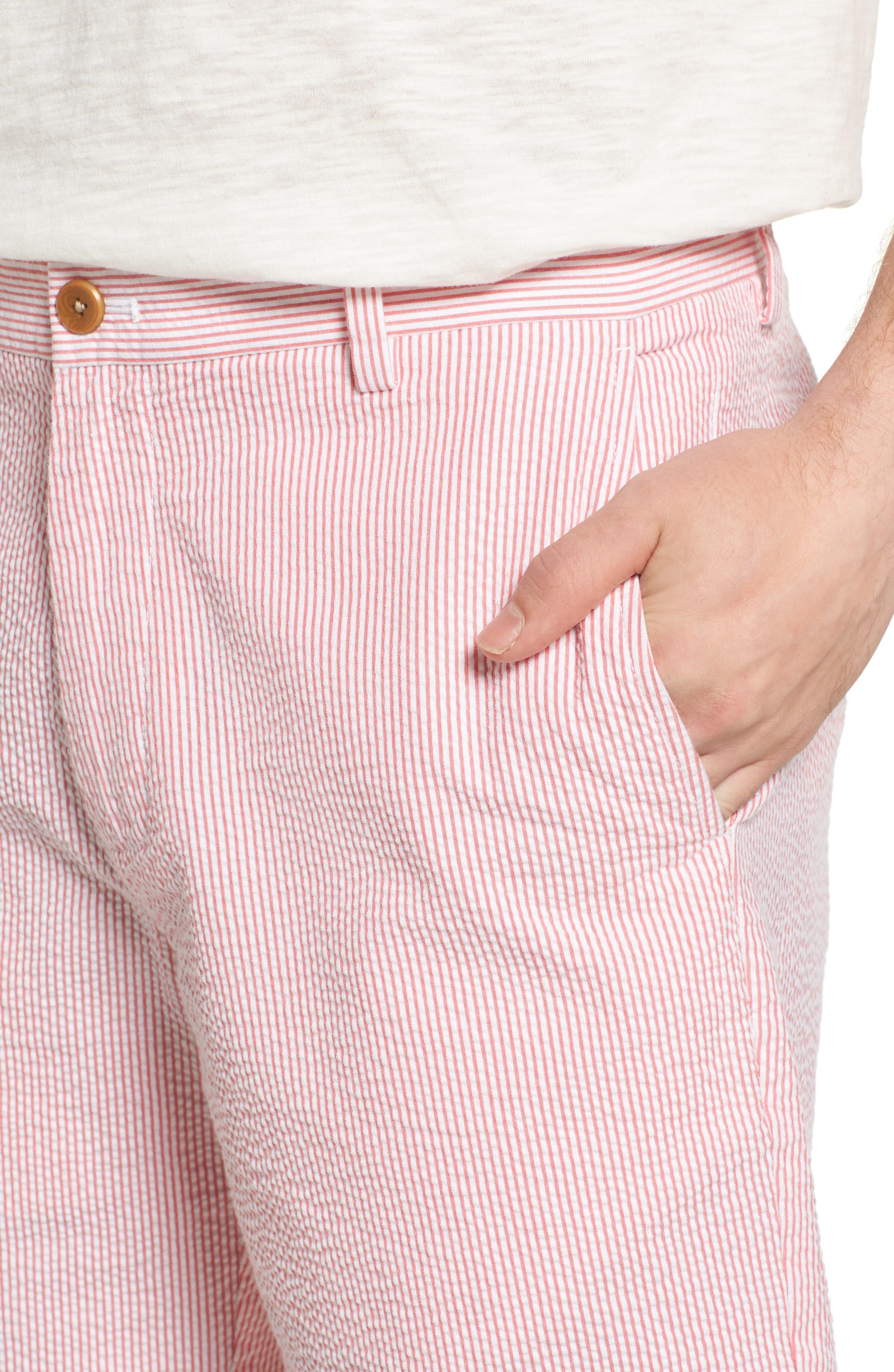 9 Inch Seersucker Shorts,                             Alternate thumbnail 8, color,