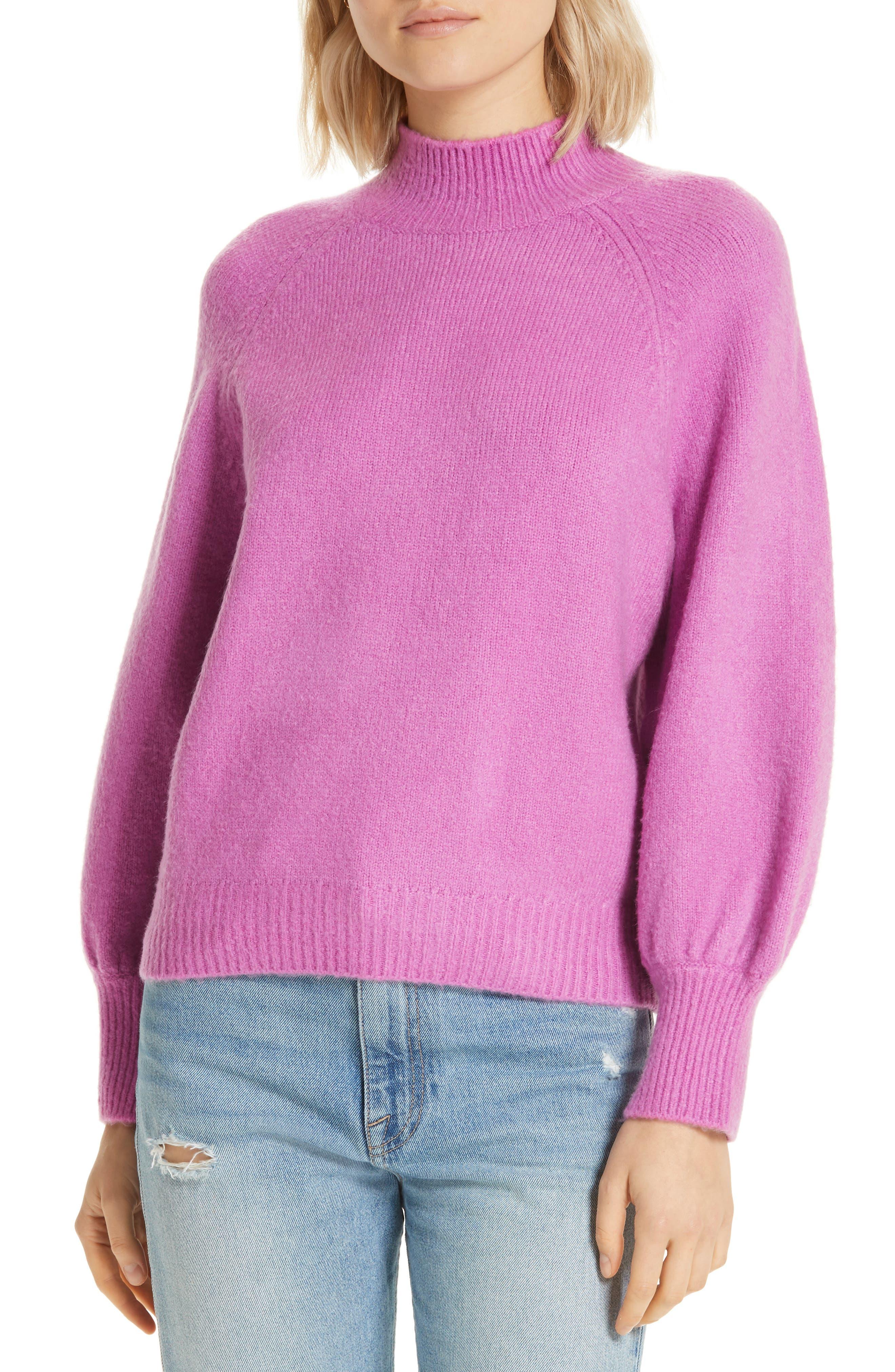 Jenlar Turtleneck Sweater,                             Main thumbnail 1, color,                             650