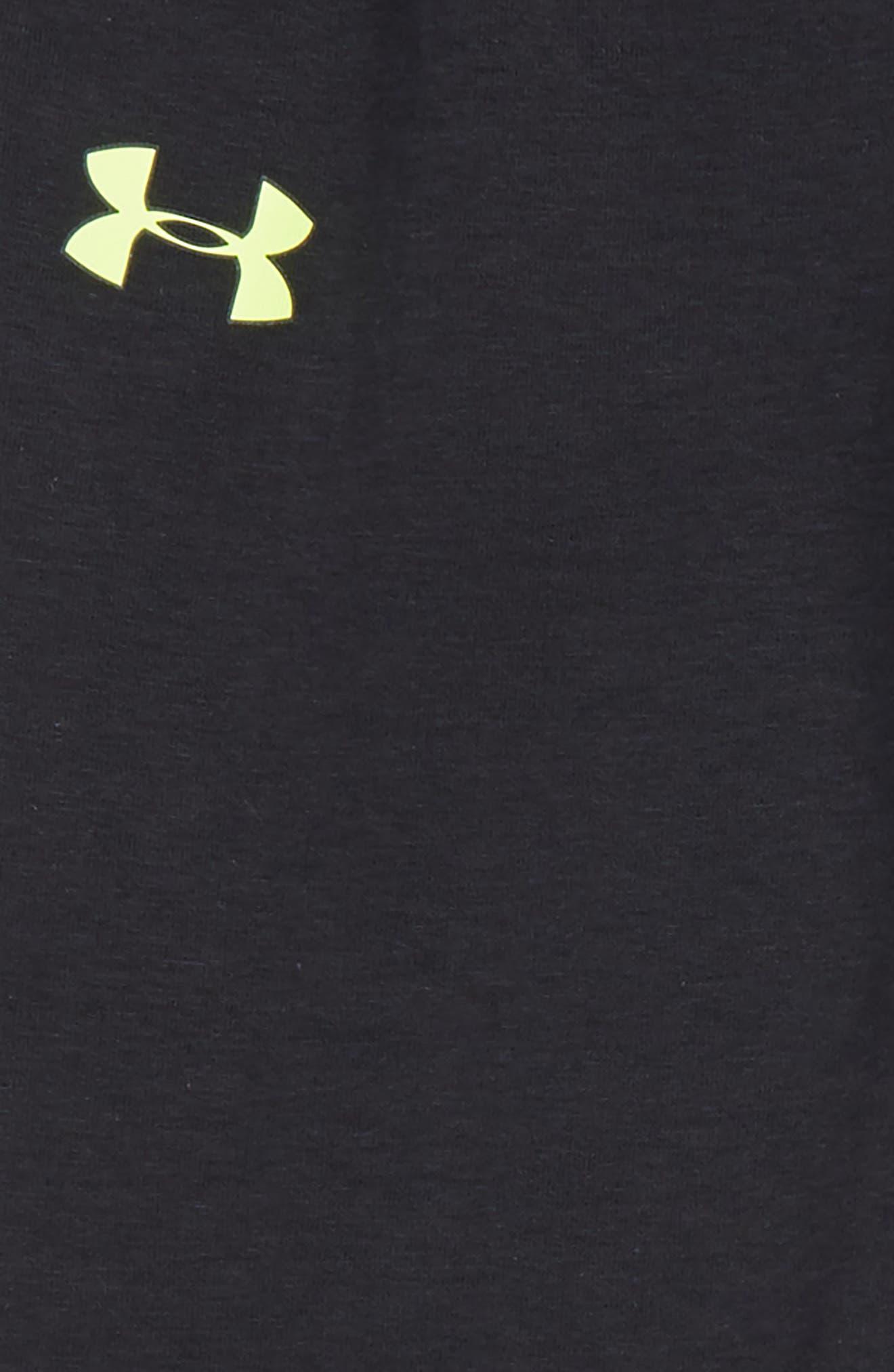 Double Knit Sweatpants,                             Alternate thumbnail 2, color,                             BLACK/ YELLOW