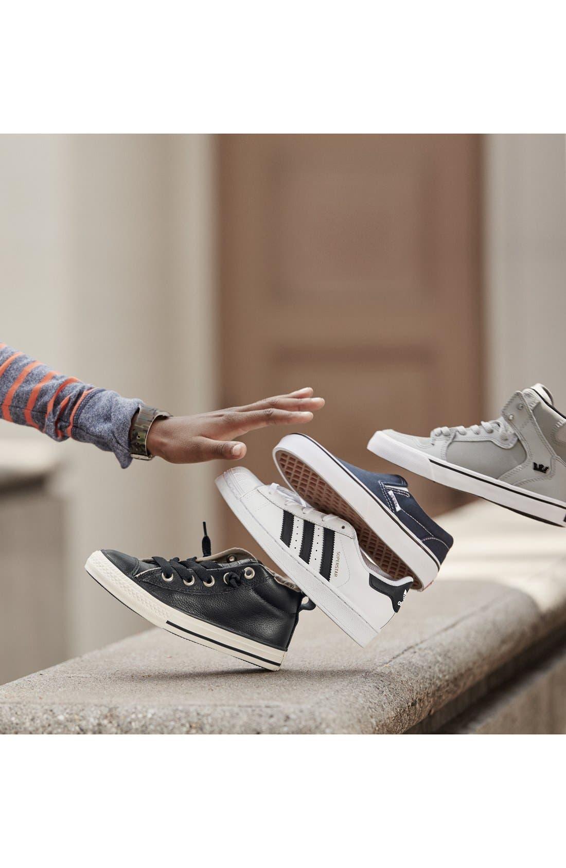 ADIDAS 'Superstar' Sneaker, Main, color, 020