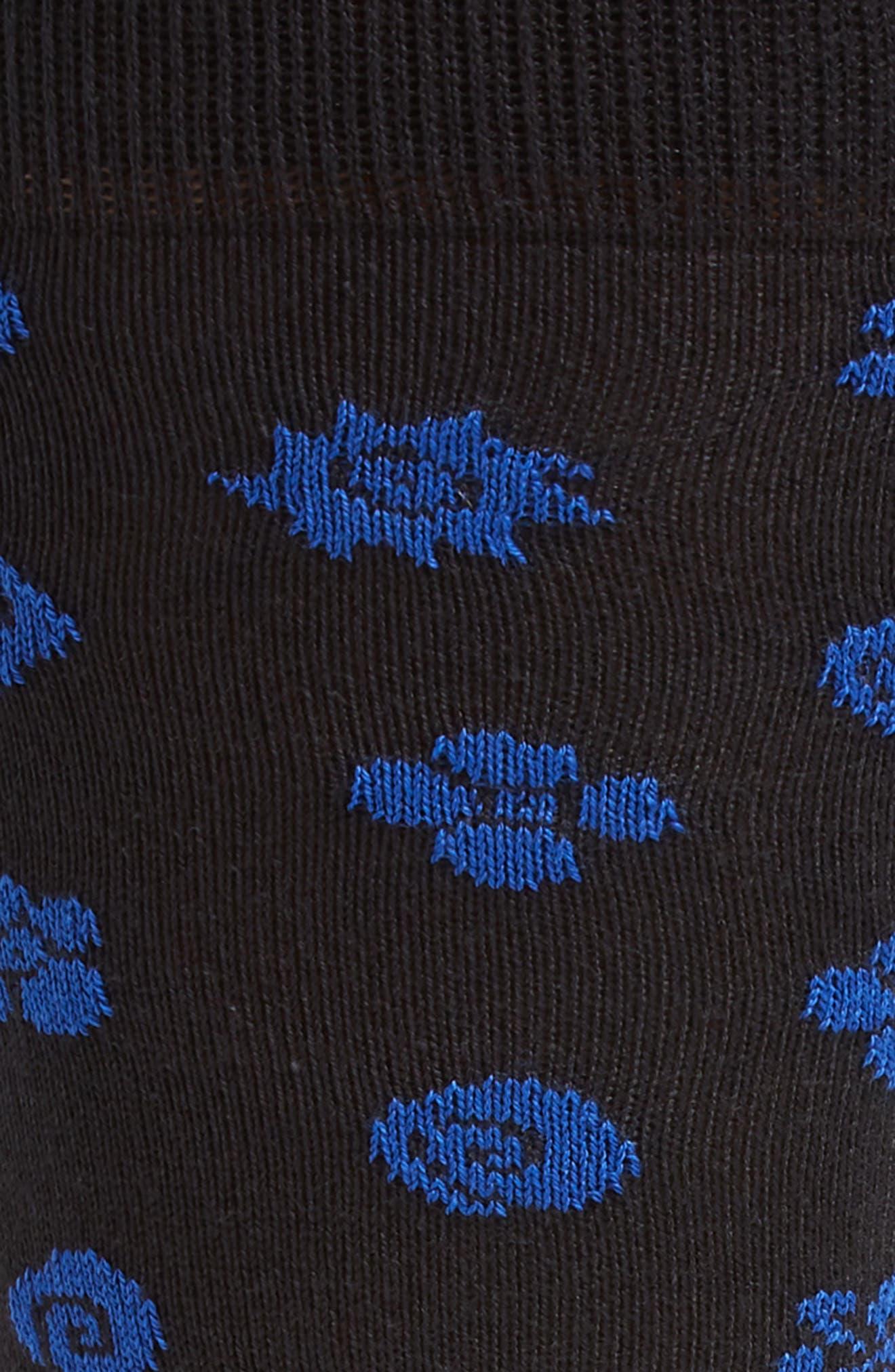 Bandana Socks,                             Alternate thumbnail 2, color,                             017