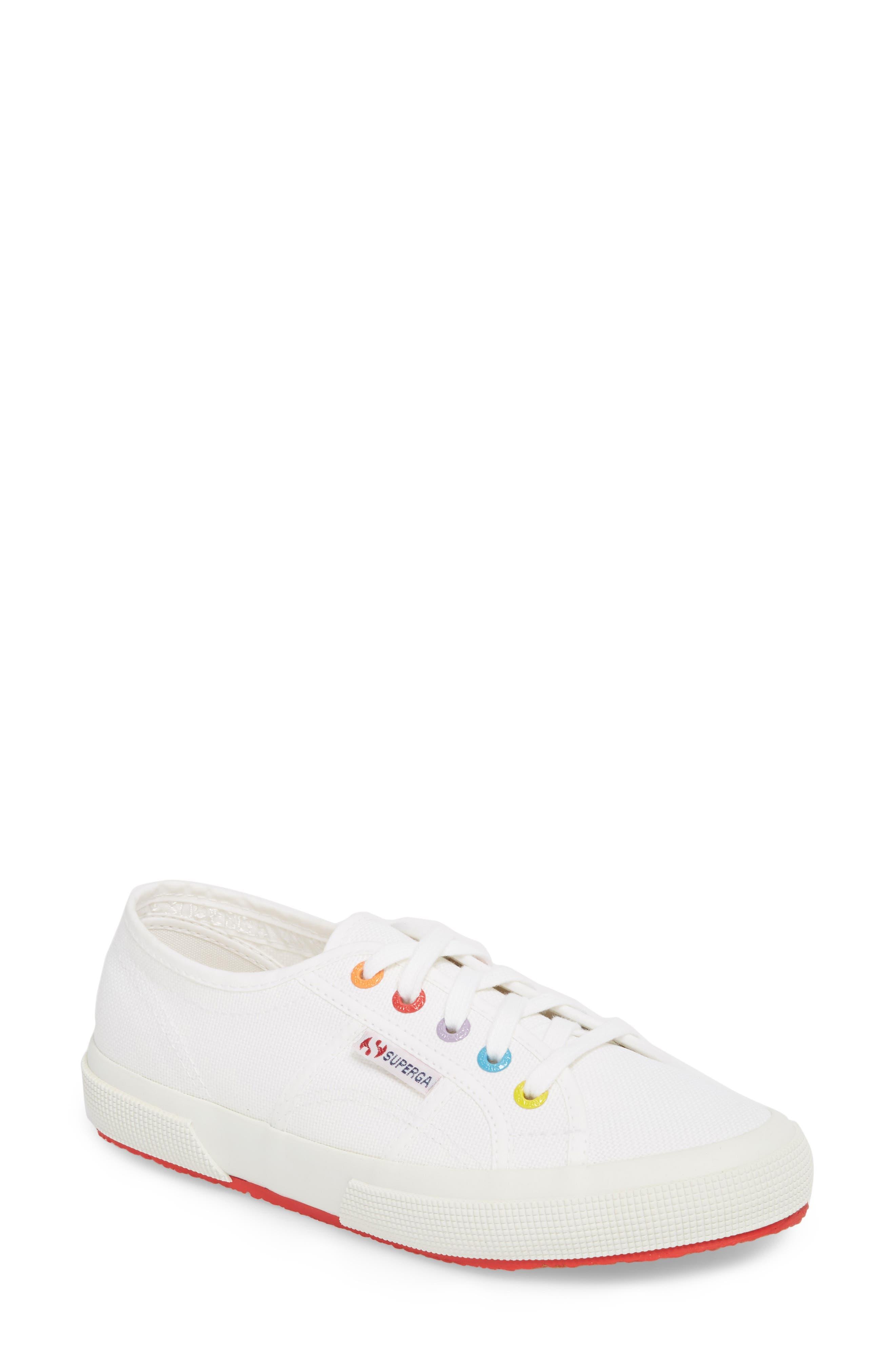 2750 Rainbow Sneaker,                             Main thumbnail 1, color,
