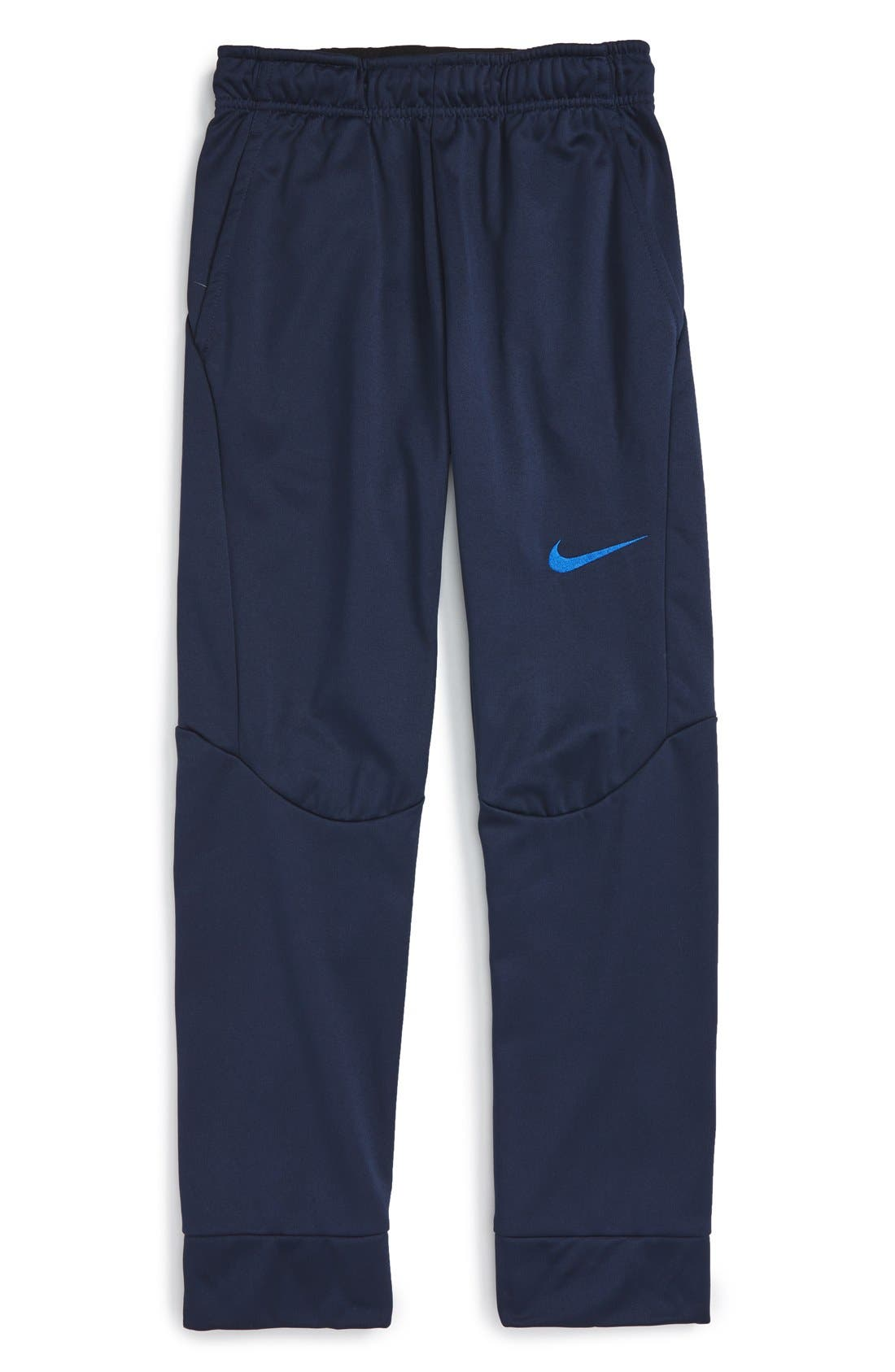 Therma-FIT Tapered Fleece Pants,                             Main thumbnail 6, color,