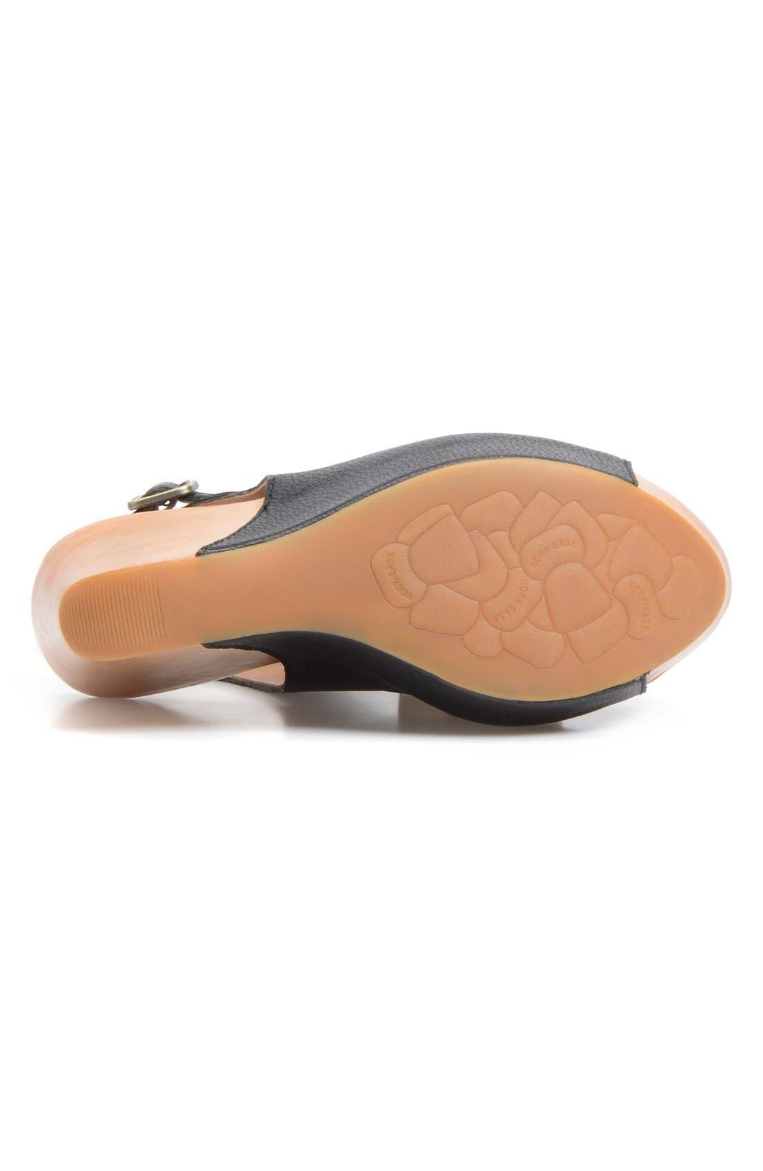 'Berit' Wedge Sandal,                             Alternate thumbnail 74, color,