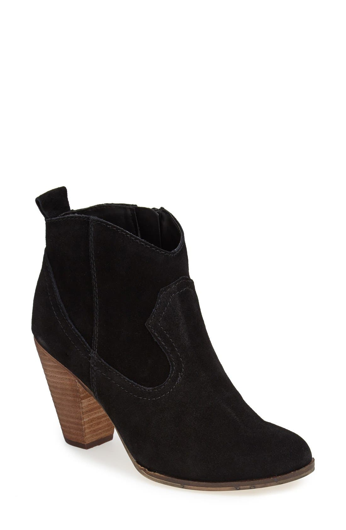 'Plover' Bootie,                         Main,                         color, 006