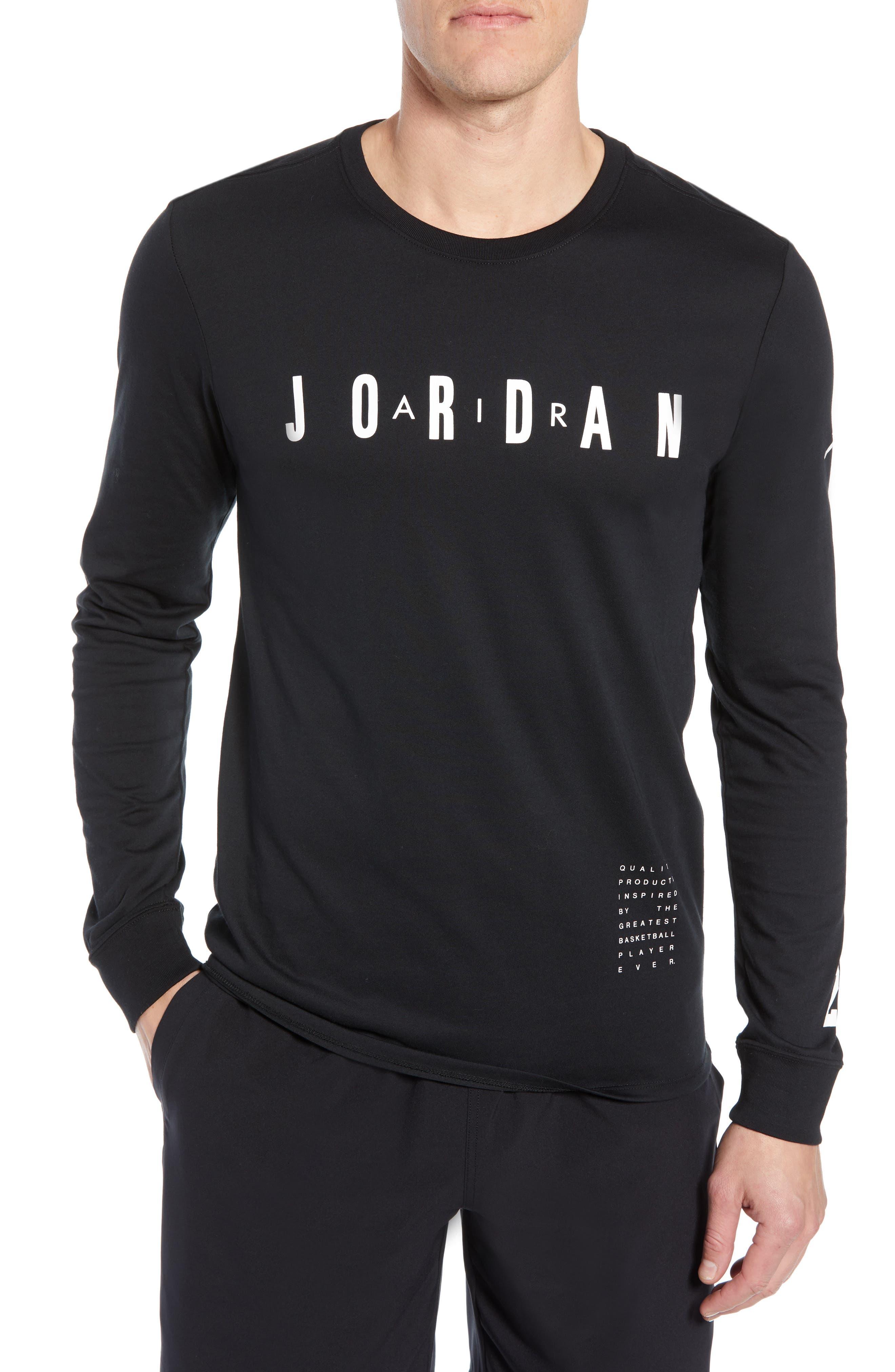 Nike Jordan Basketball T-Shirt