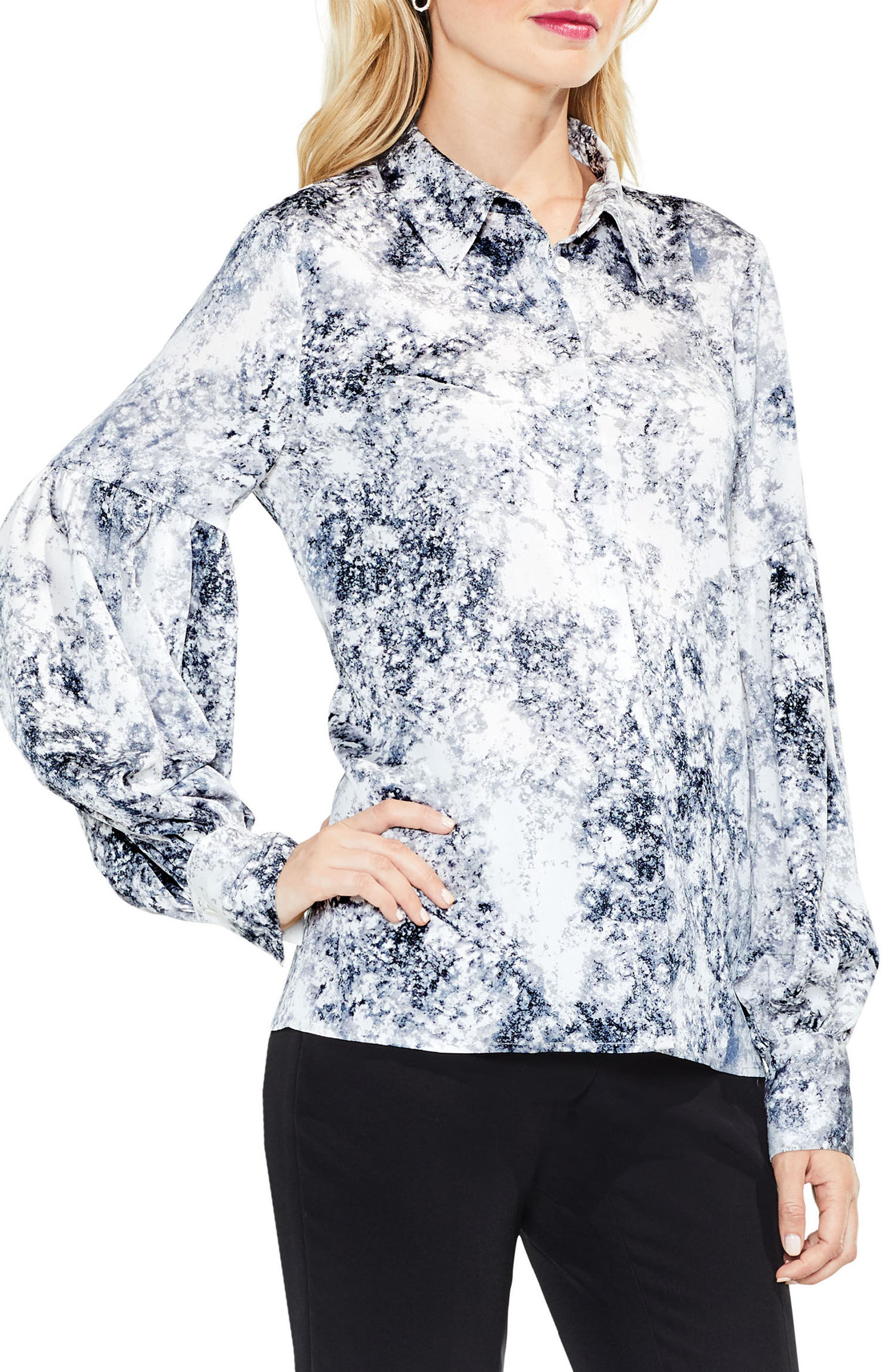 Speckle Atmosphere Top,                         Main,                         color, 108