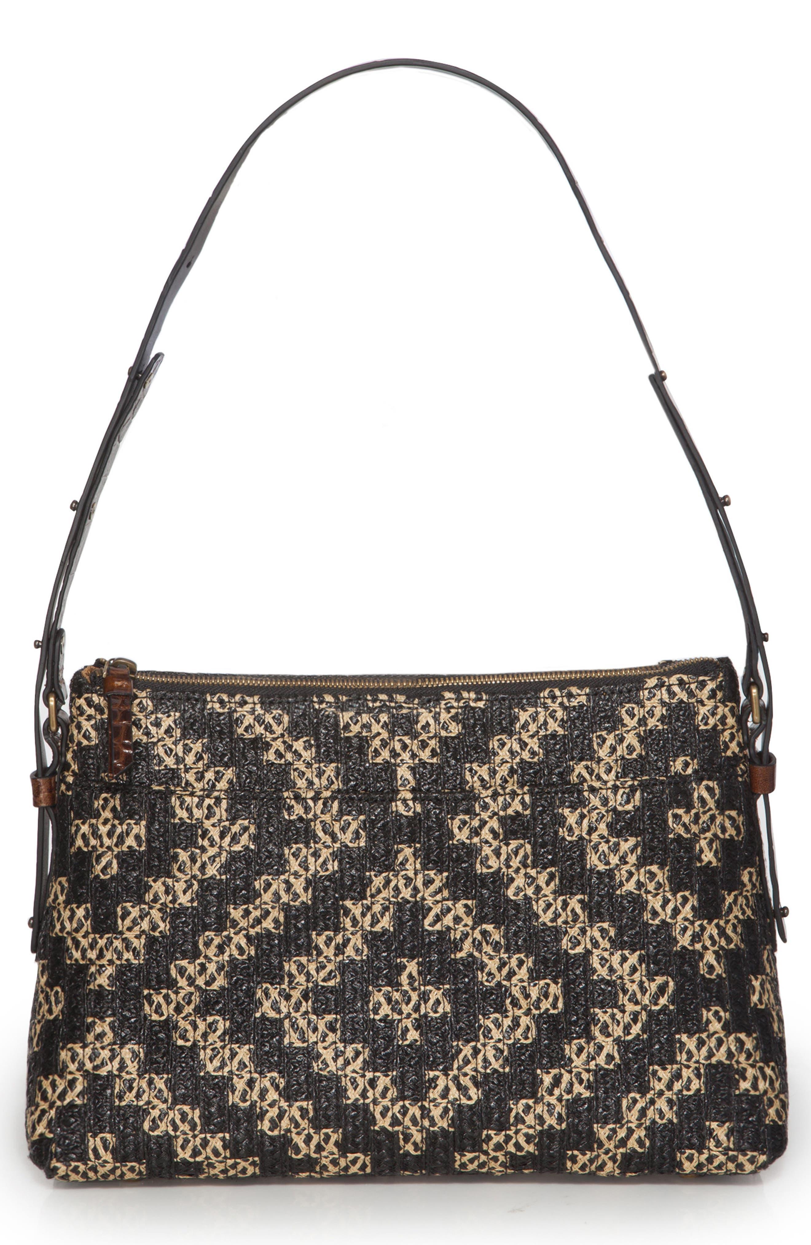 Athena Squishee<sup>®</sup> Shoulder Bag,                             Main thumbnail 1, color,                             BLACK MIX