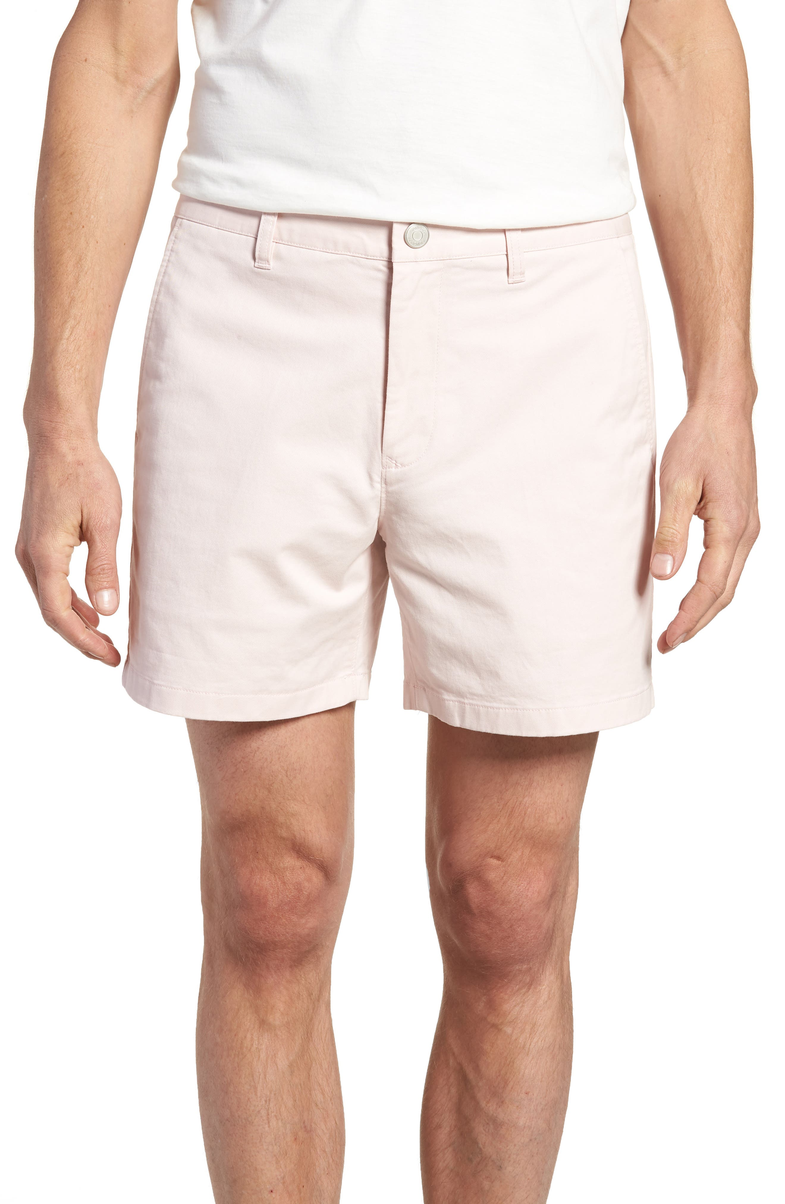 Stretch Washed Chino 5-Inch Shorts,                             Main thumbnail 17, color,