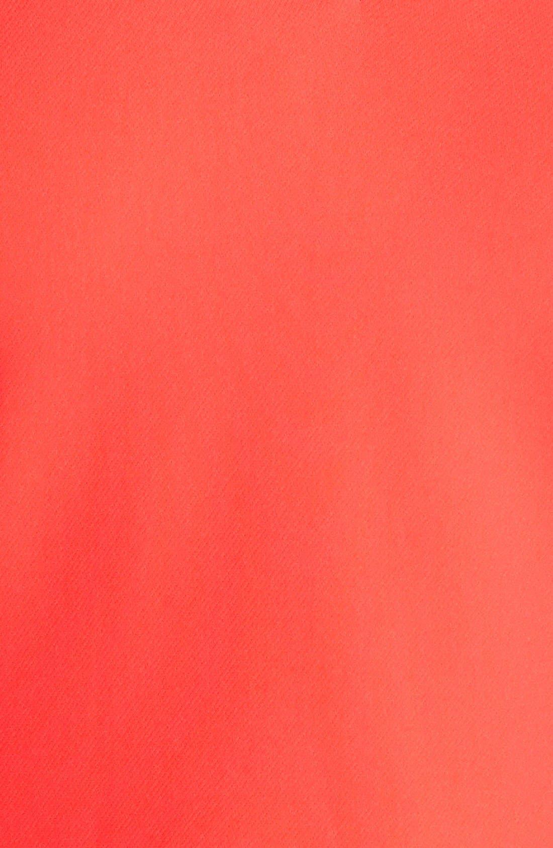 Bianca Back Cutout Fit & Flare Dress,                             Alternate thumbnail 44, color,