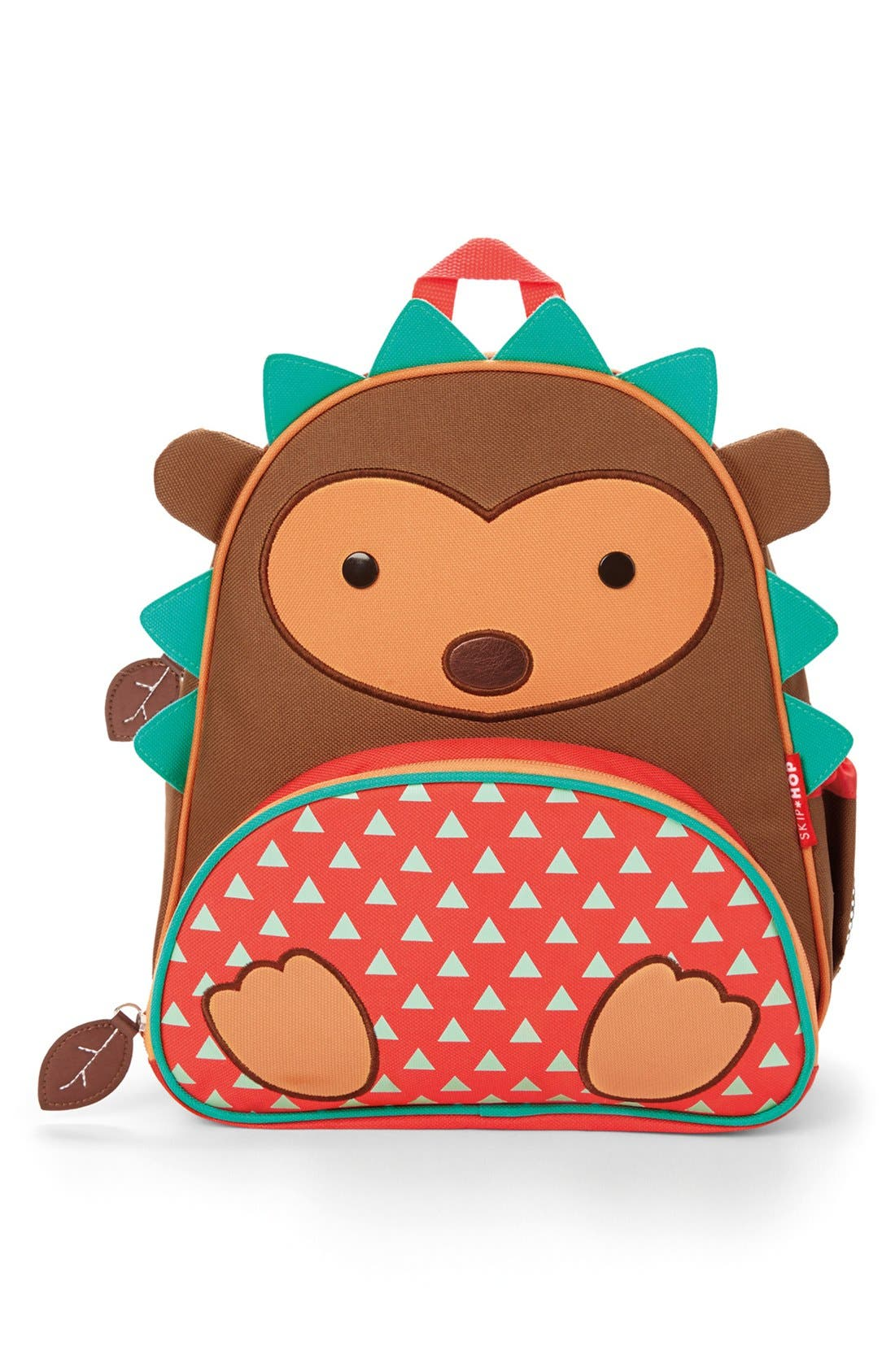 Zoo Pack Backpack,                             Main thumbnail 1, color,                             BROWN SOLID