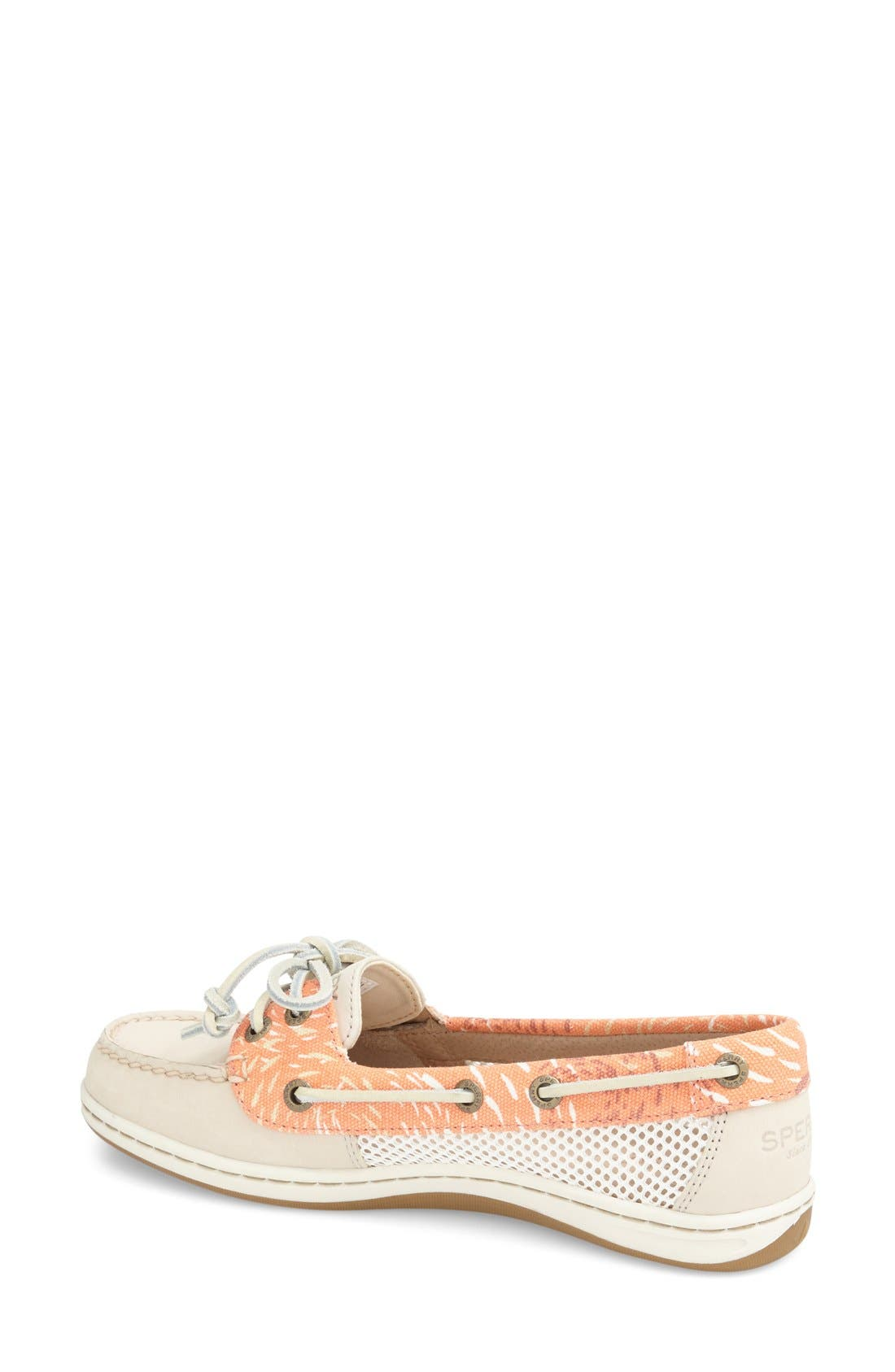 'Firefish' Boat Shoe,                             Alternate thumbnail 18, color,