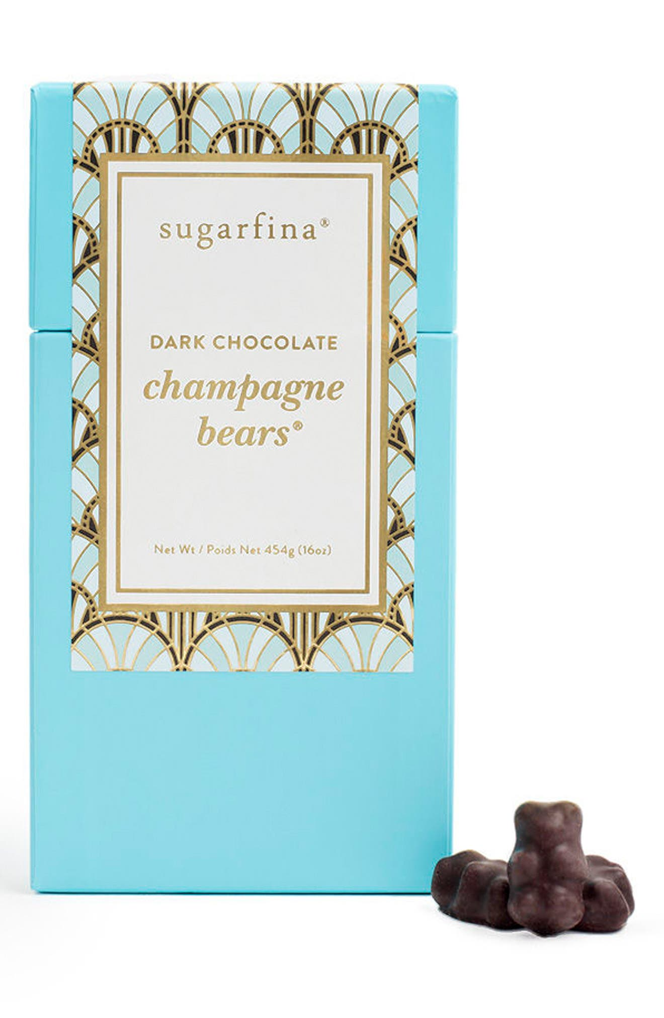 Dark Chocolate Champagne Bears<sup>®</sup>,                             Alternate thumbnail 4, color,                             400