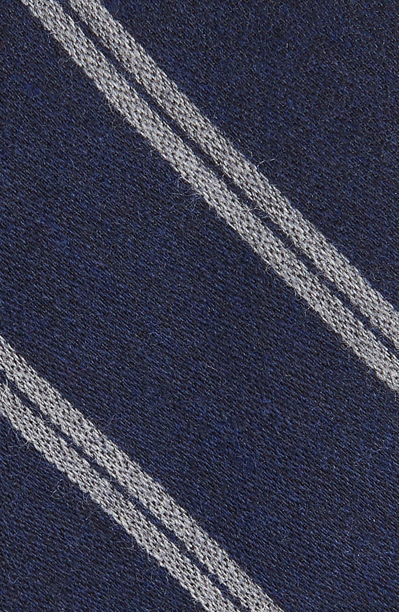 Deo Stripe Wool Tie,                             Alternate thumbnail 2, color,                             410