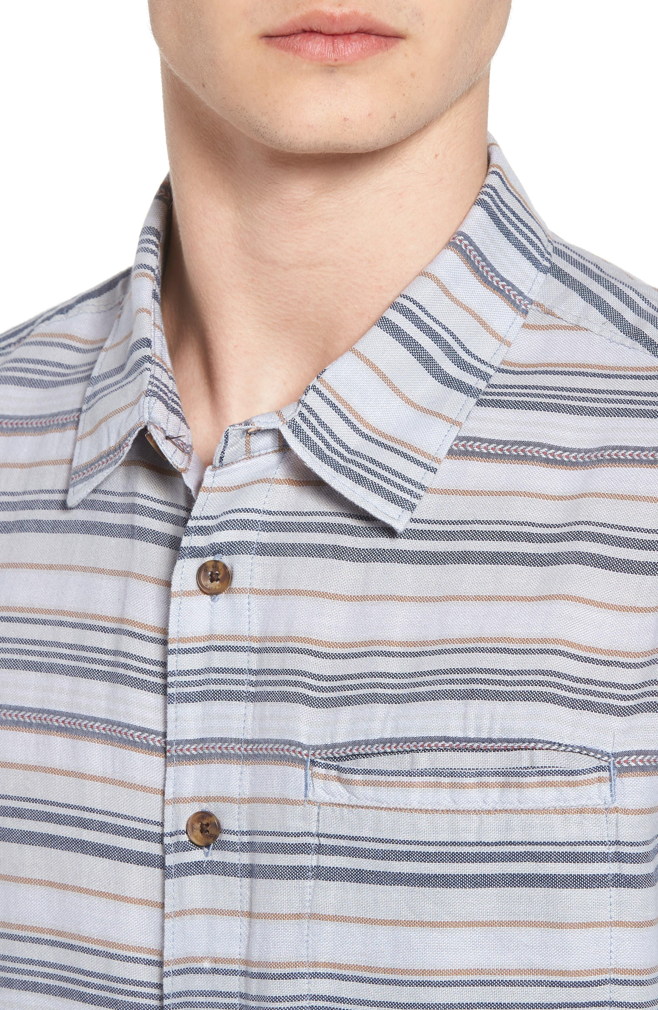 Currington Short Sleeve Shirt,                             Alternate thumbnail 8, color,