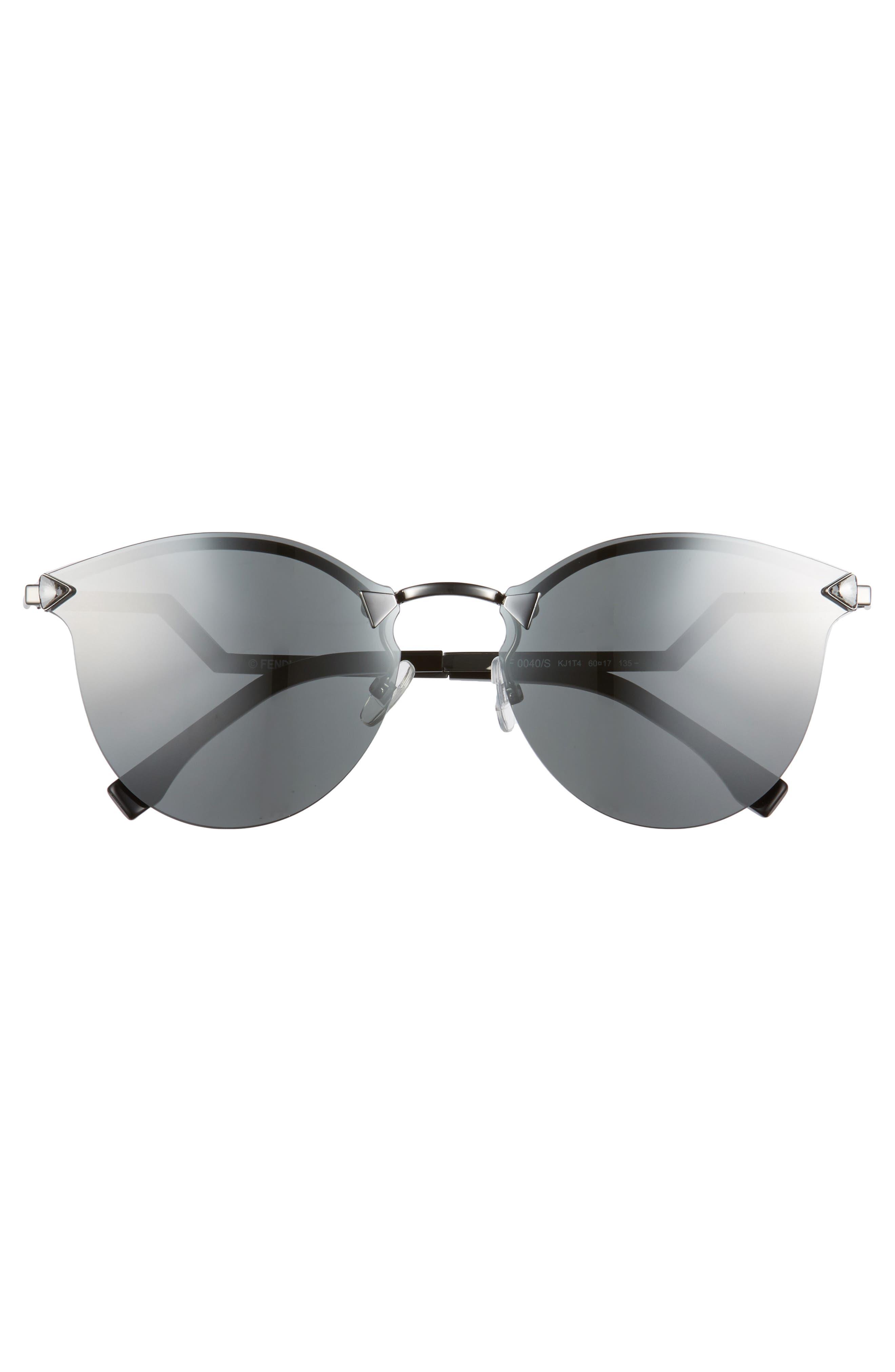 60mm Retro Sunglasses,                             Alternate thumbnail 3, color,                             045