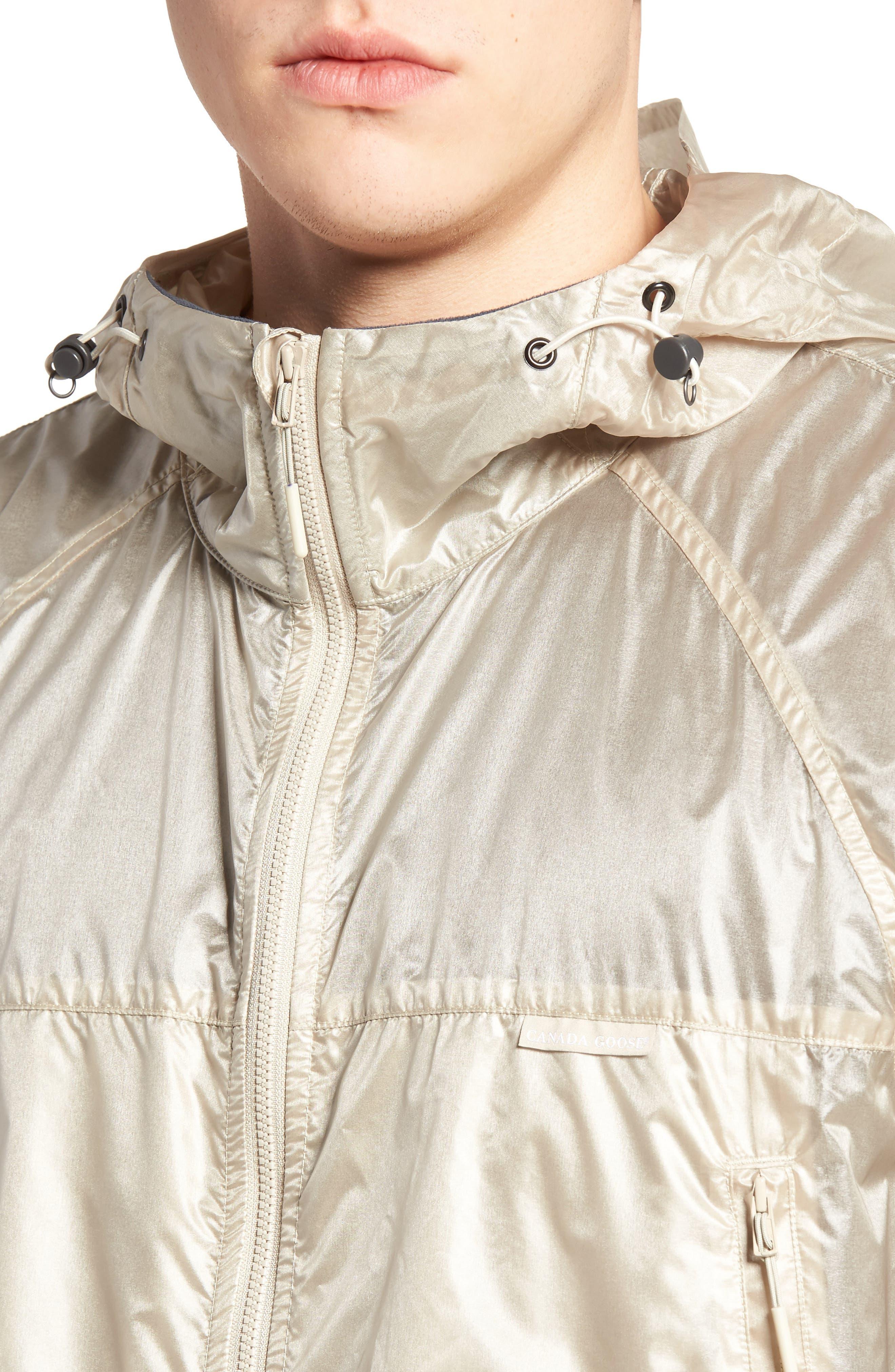 Sandpoint Regular Fit Water Resistant Jacket,                             Alternate thumbnail 4, color,                             SANDBANK