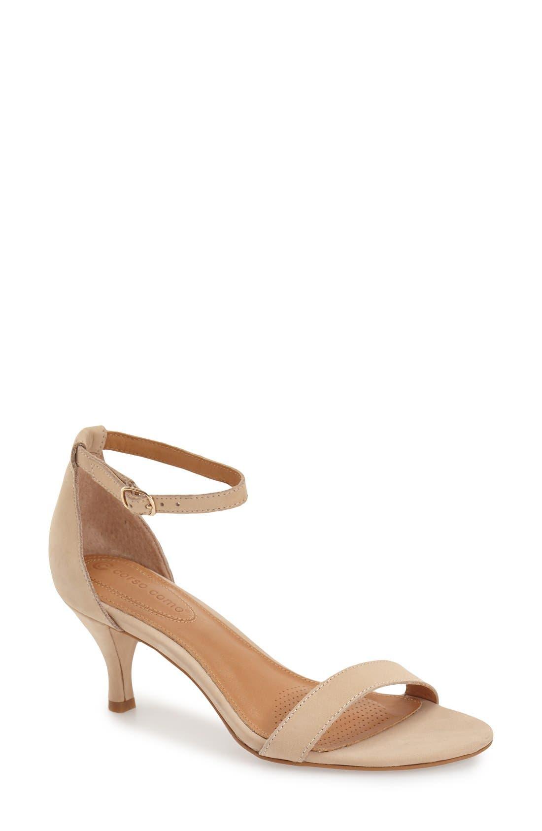 CC Corso Como 'Caitlyn' Sandal,                         Main,                         color, 251