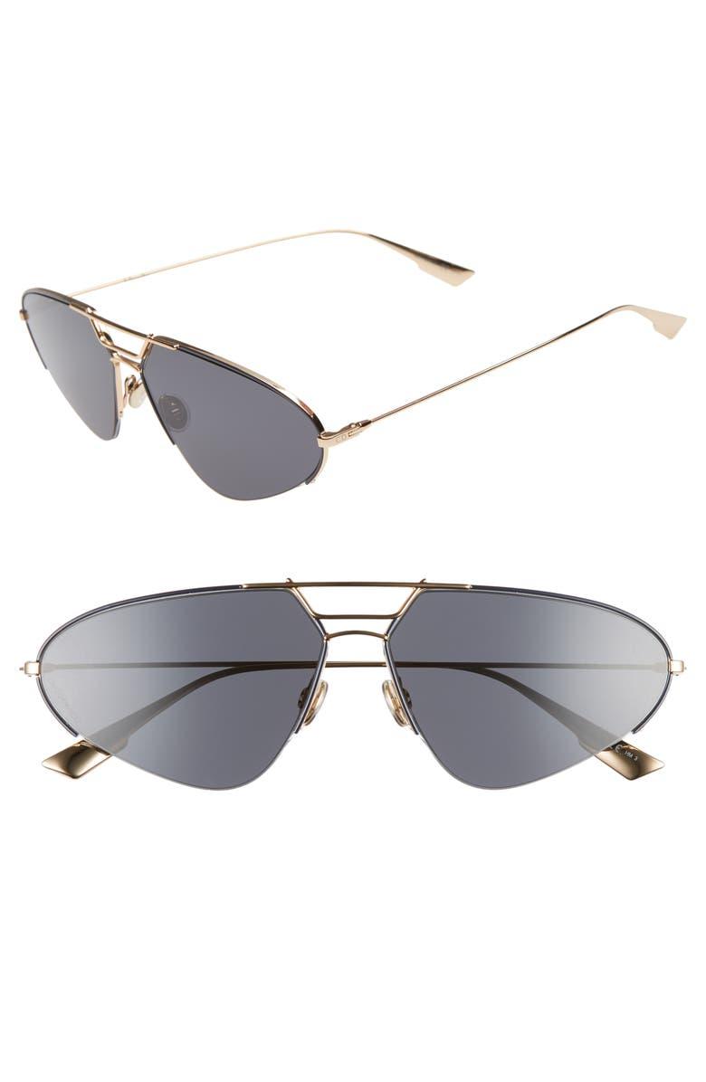 4f970a28284 Dior Stellaire 5 62mm Oversize Sunglasses