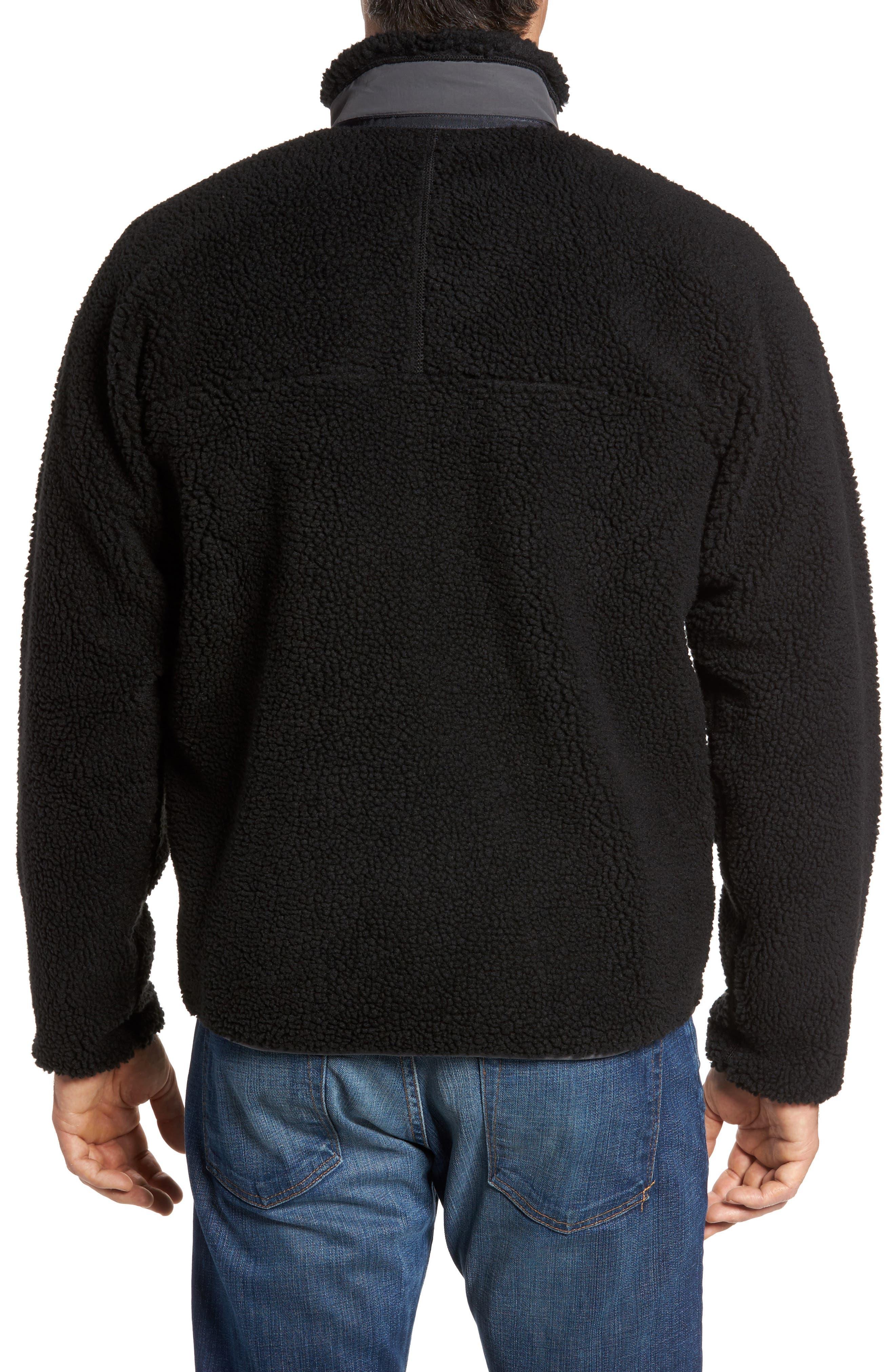 Retro-X Fleece Jacket,                             Alternate thumbnail 2, color,                             002