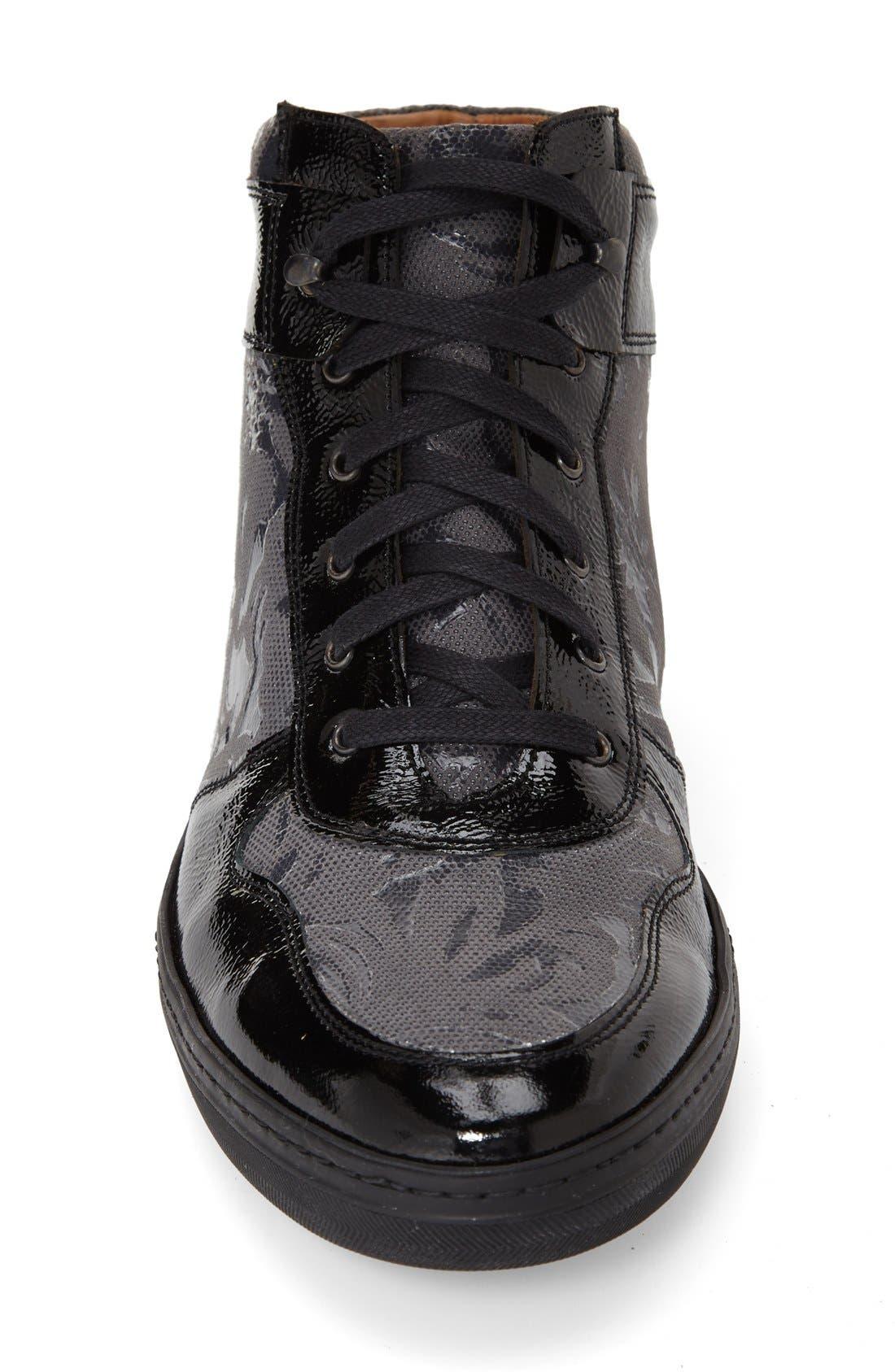 'Andorra' Sneaker,                             Alternate thumbnail 4, color,                             016