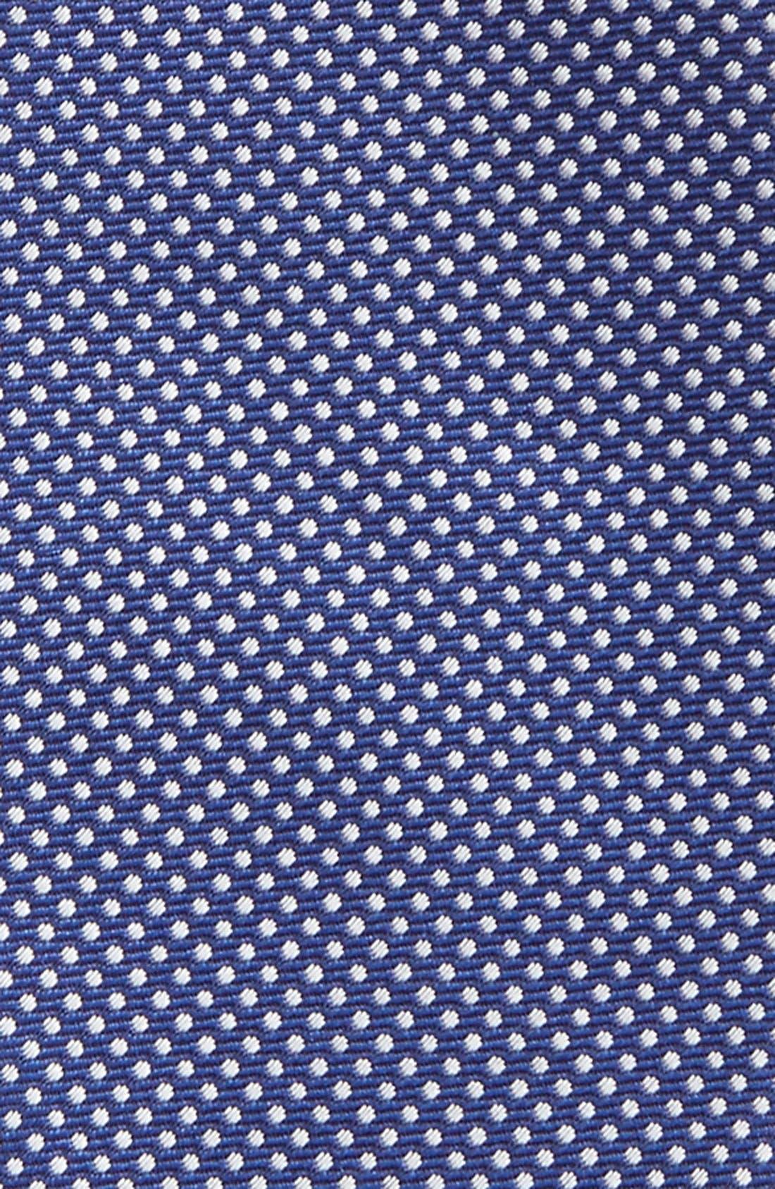 Dot Silk Bow Tie,                             Alternate thumbnail 24, color,