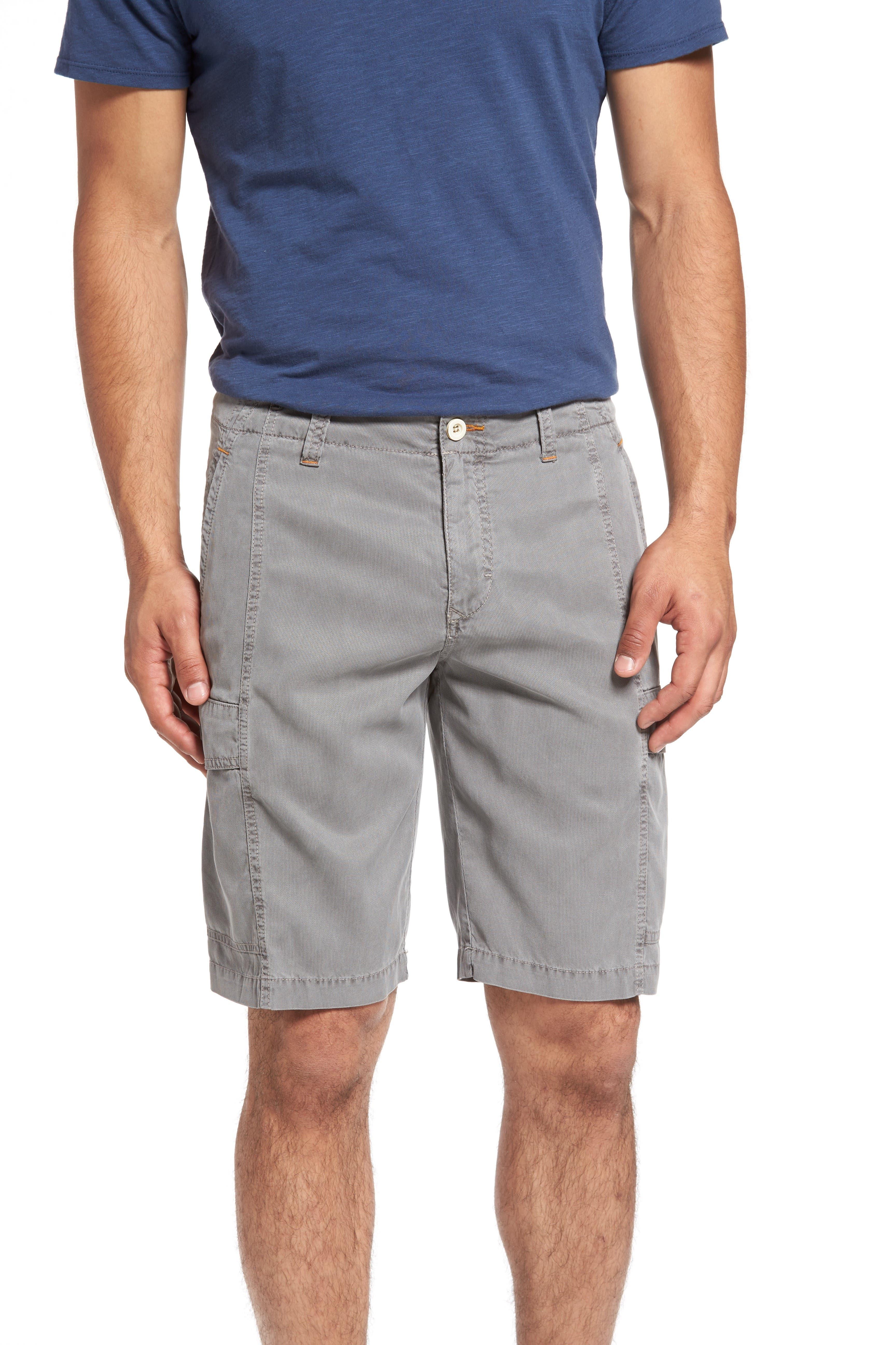 'Beachfront Kihei' Cargo Shorts,                             Alternate thumbnail 7, color,                             050