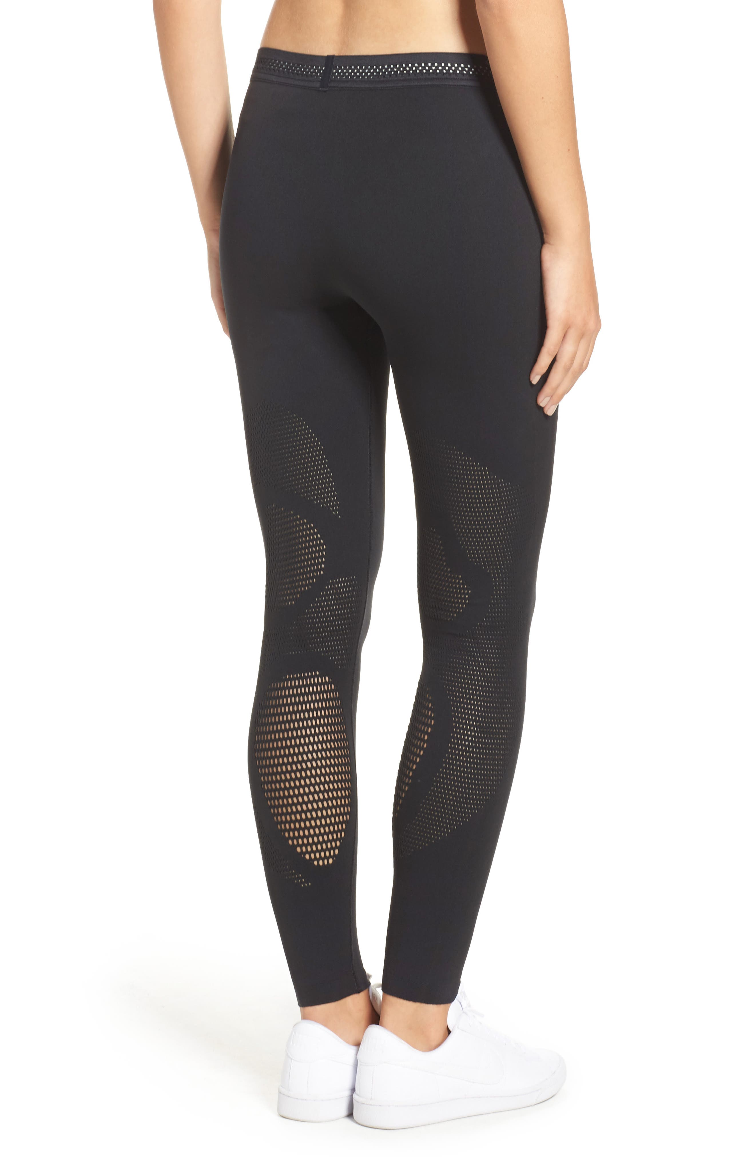 NikeLab Essential Training Tights,                             Alternate thumbnail 2, color,                             010