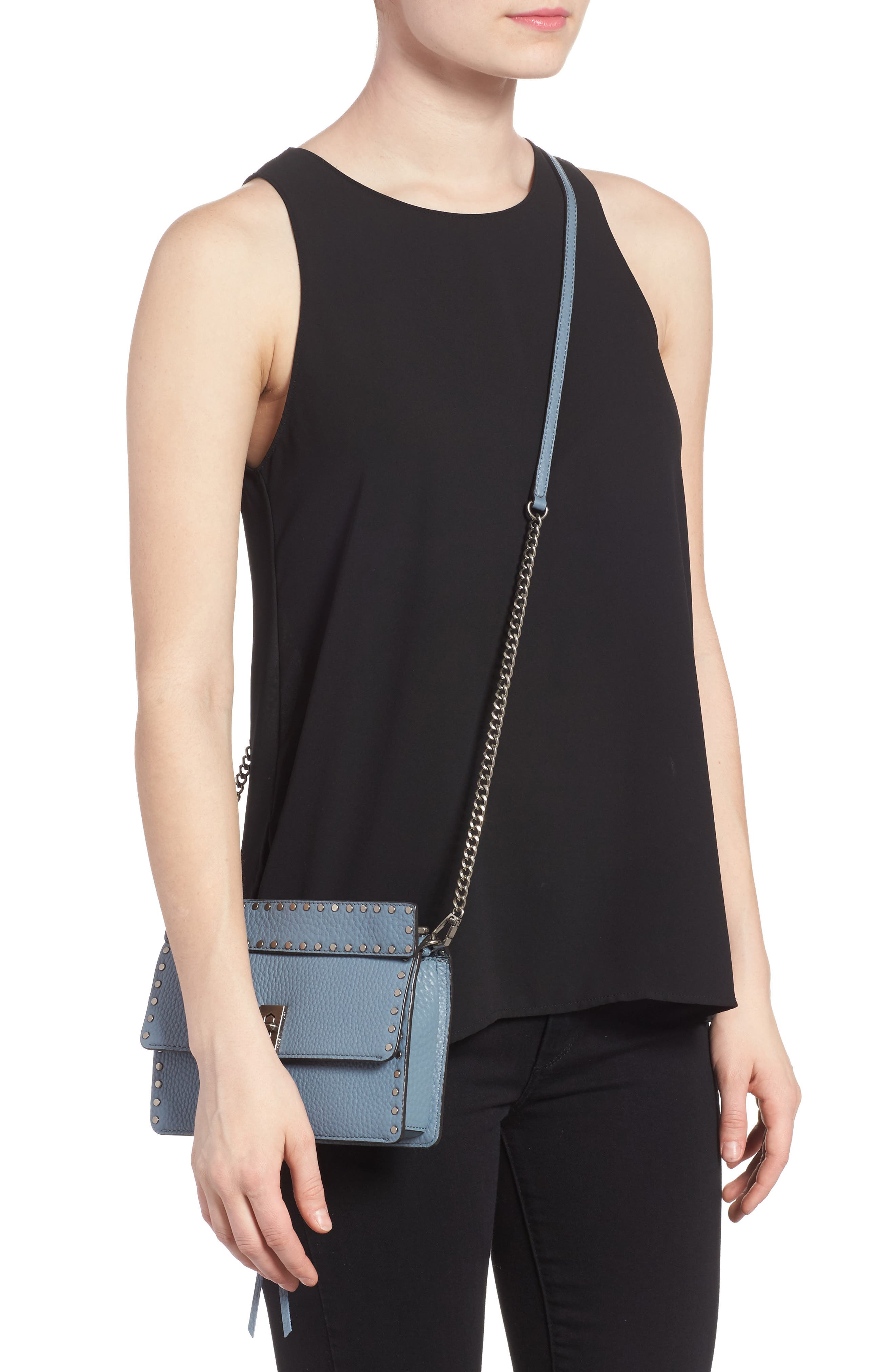 Darren Top Handle Crossbody Bag,                             Alternate thumbnail 2, color,                             400