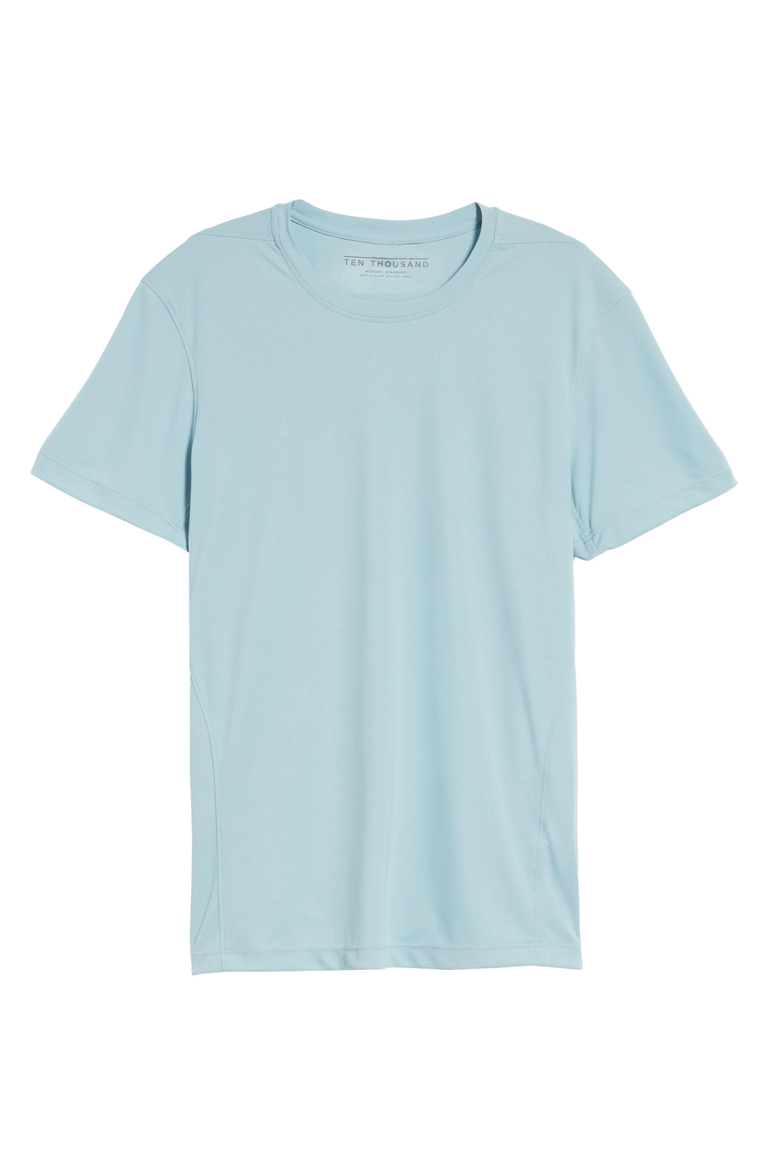 Distance Crewneck T-Shirt,                             Alternate thumbnail 17, color,