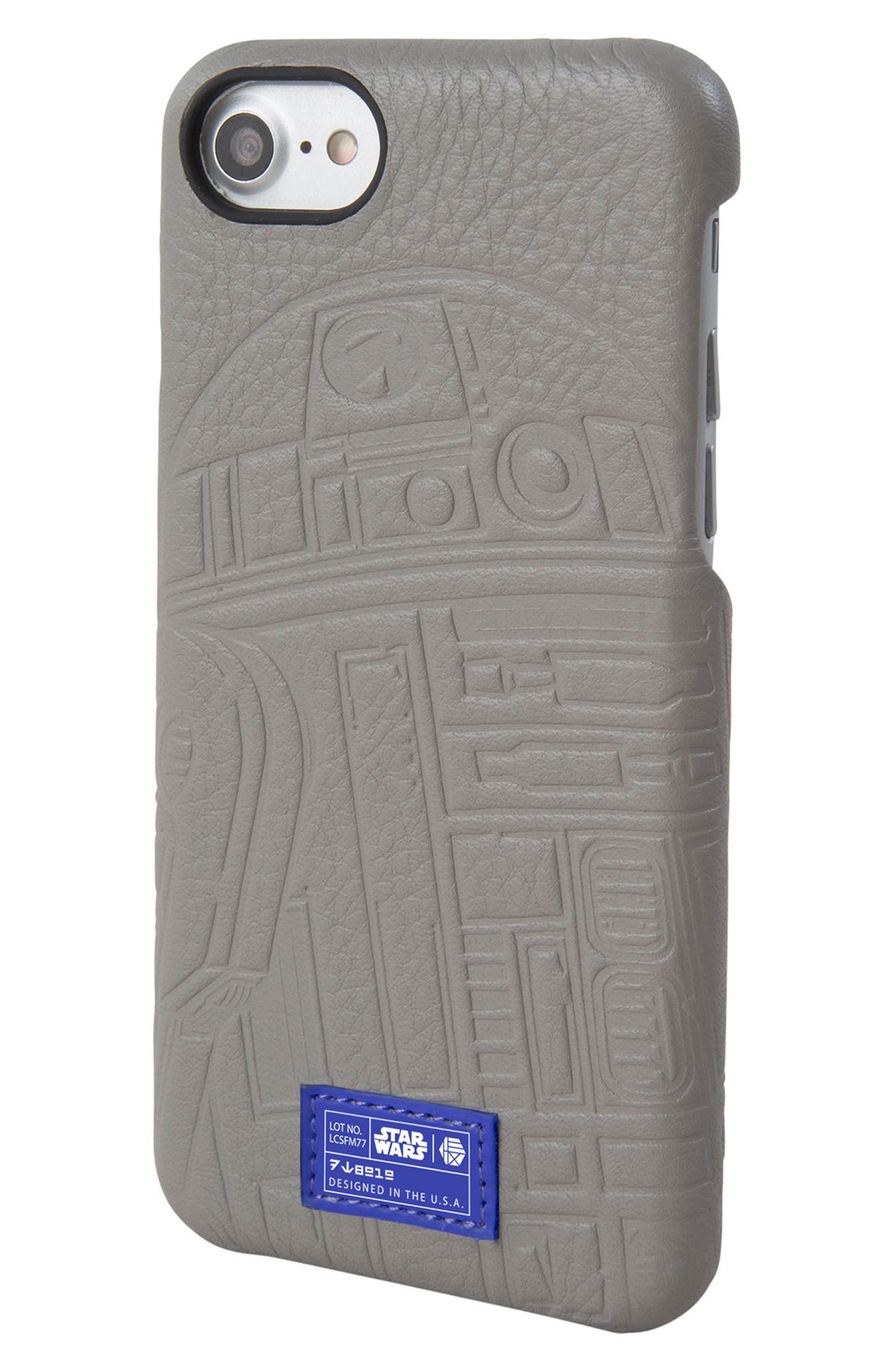 R2-D2 iPhone 6/6s/7/8 Case,                             Alternate thumbnail 2, color,                             036