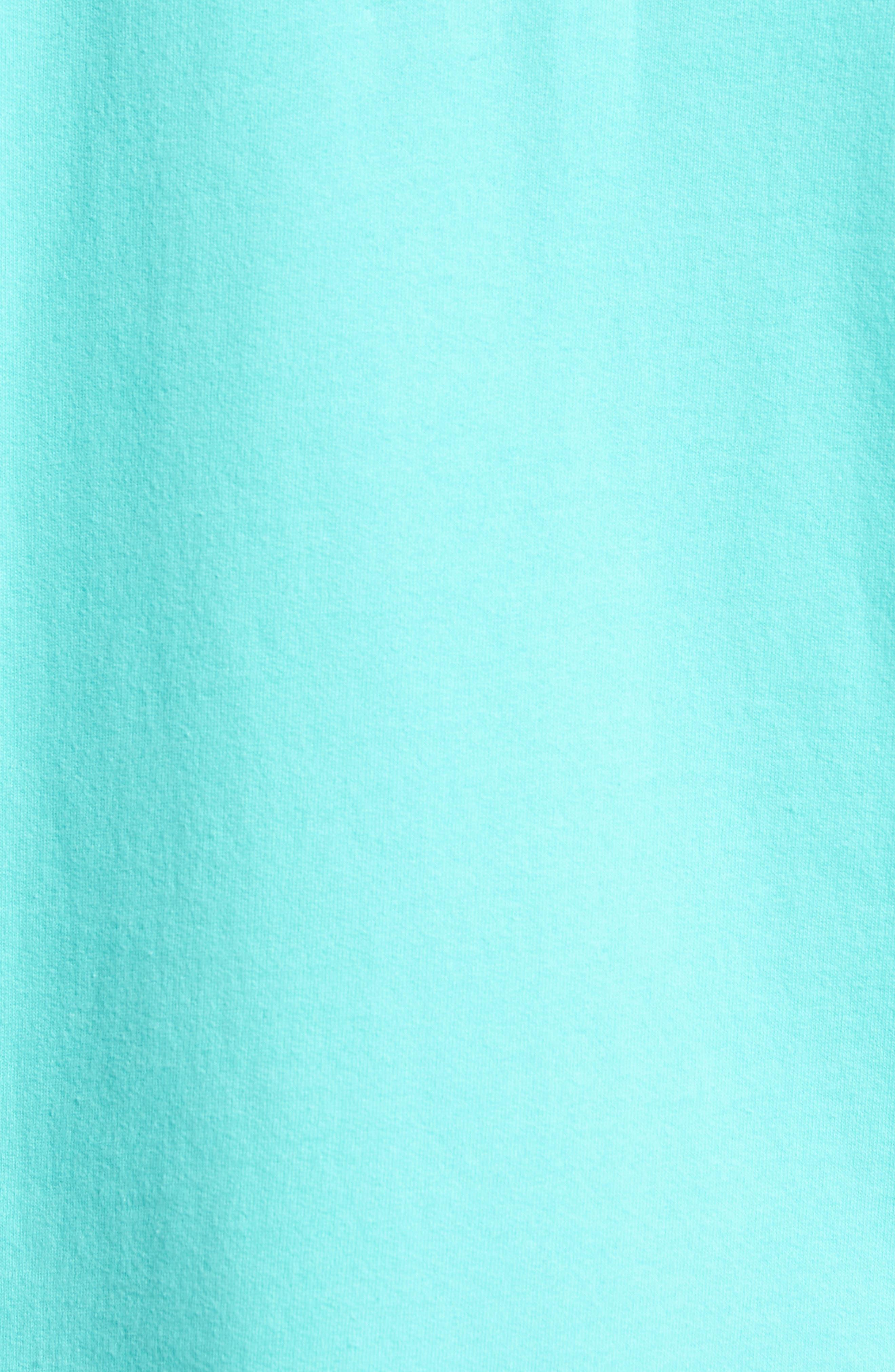 Colorblock Quarter Zip Sweatshirt,                             Alternate thumbnail 5, color,                             900