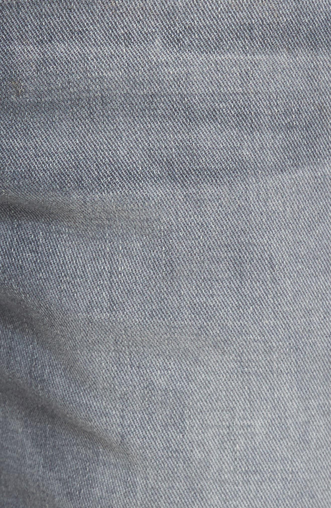 Slim Fit Jeans,                             Alternate thumbnail 5, color,                             060