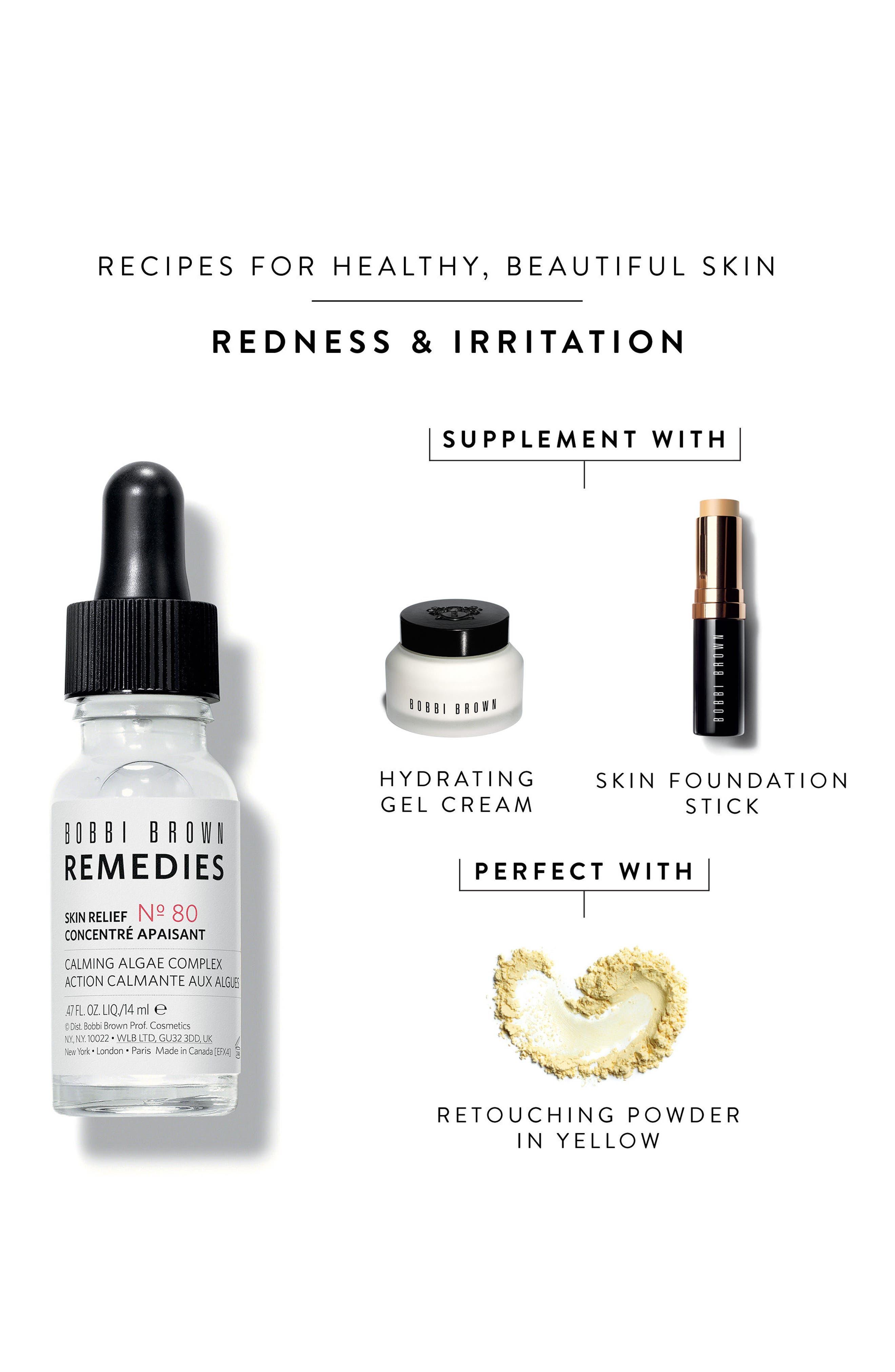 Remedies Skin Relief Calming Algae Complex,                             Alternate thumbnail 4, color,                             NO COLOR