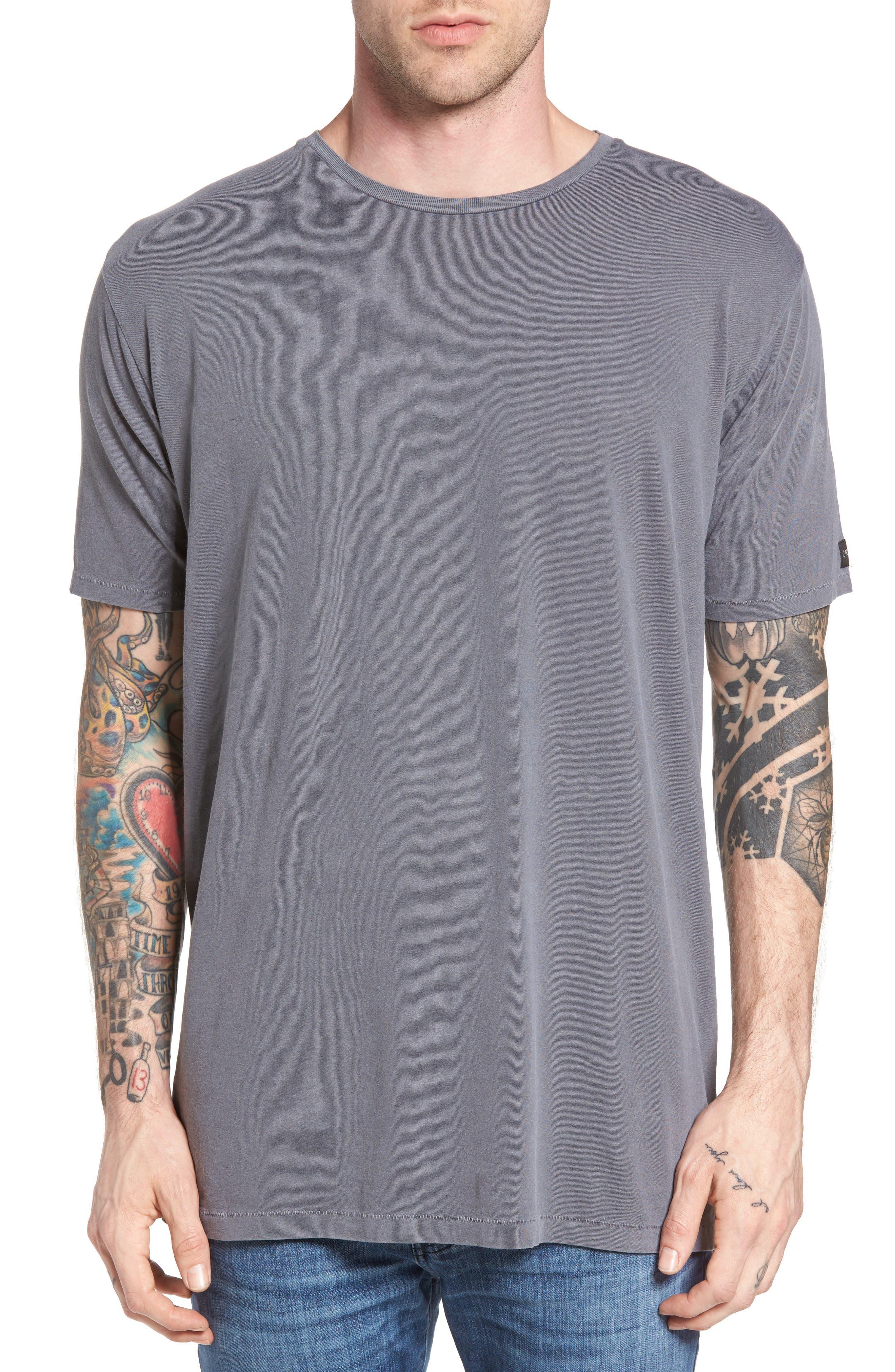 Flintlock Longline T-Shirt,                             Main thumbnail 1, color,                             029
